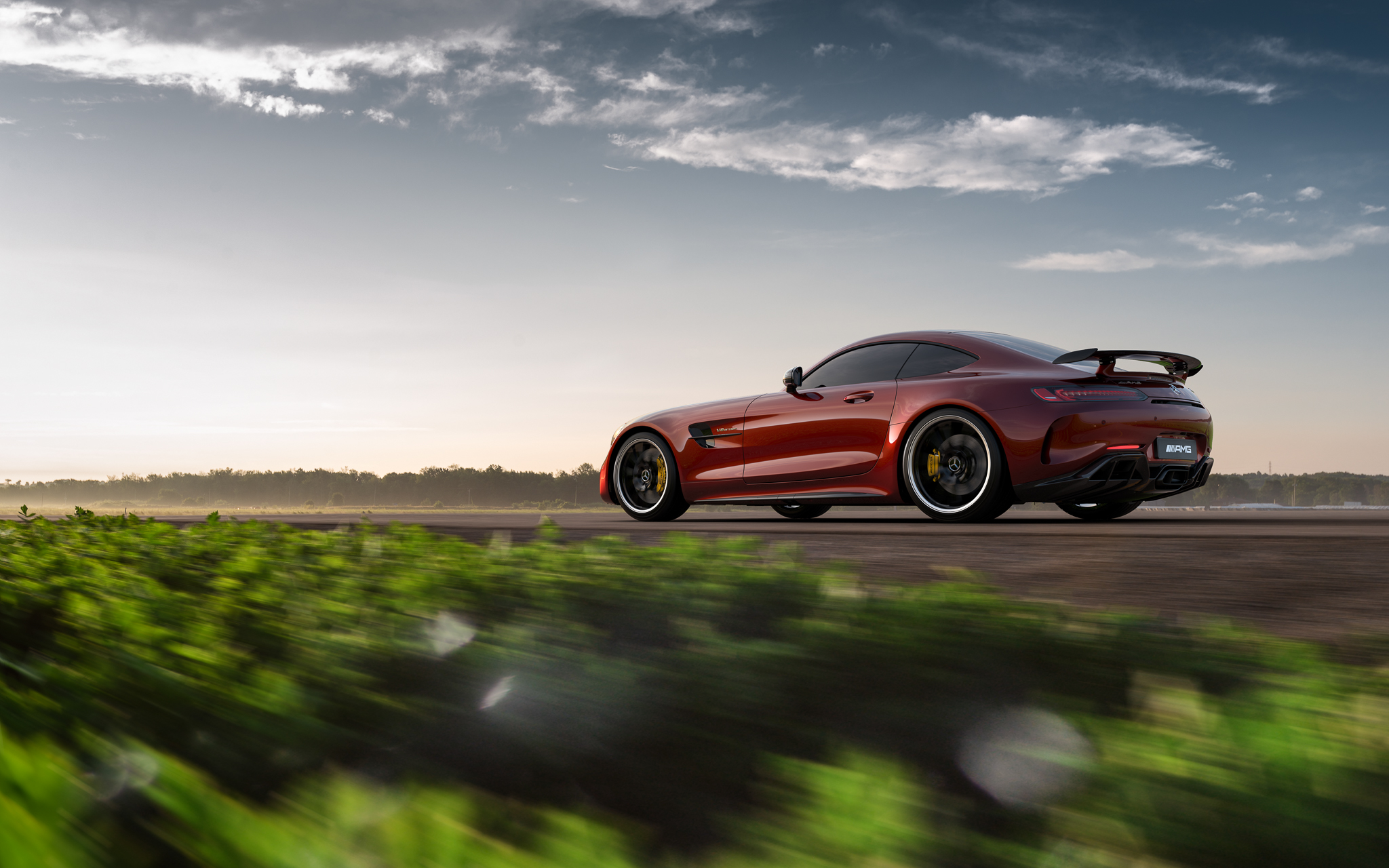 Mercedes Benz AMG GT R 2018 Rear, HD Cars, 4k Wallpapers ...