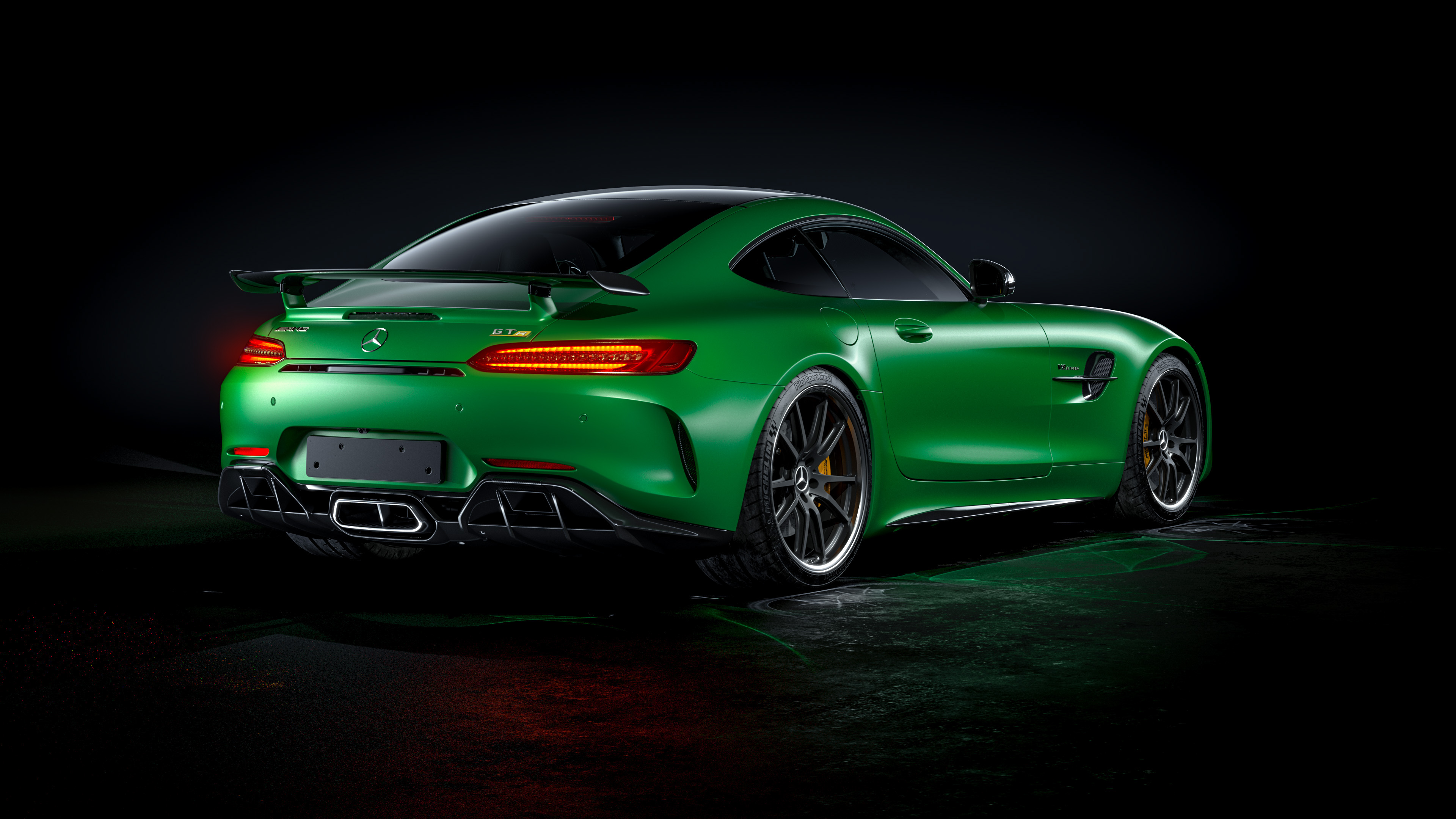 Mercedes Benz Amg Gtr 4k Rear, HD Cars, 4k Wallpapers ...