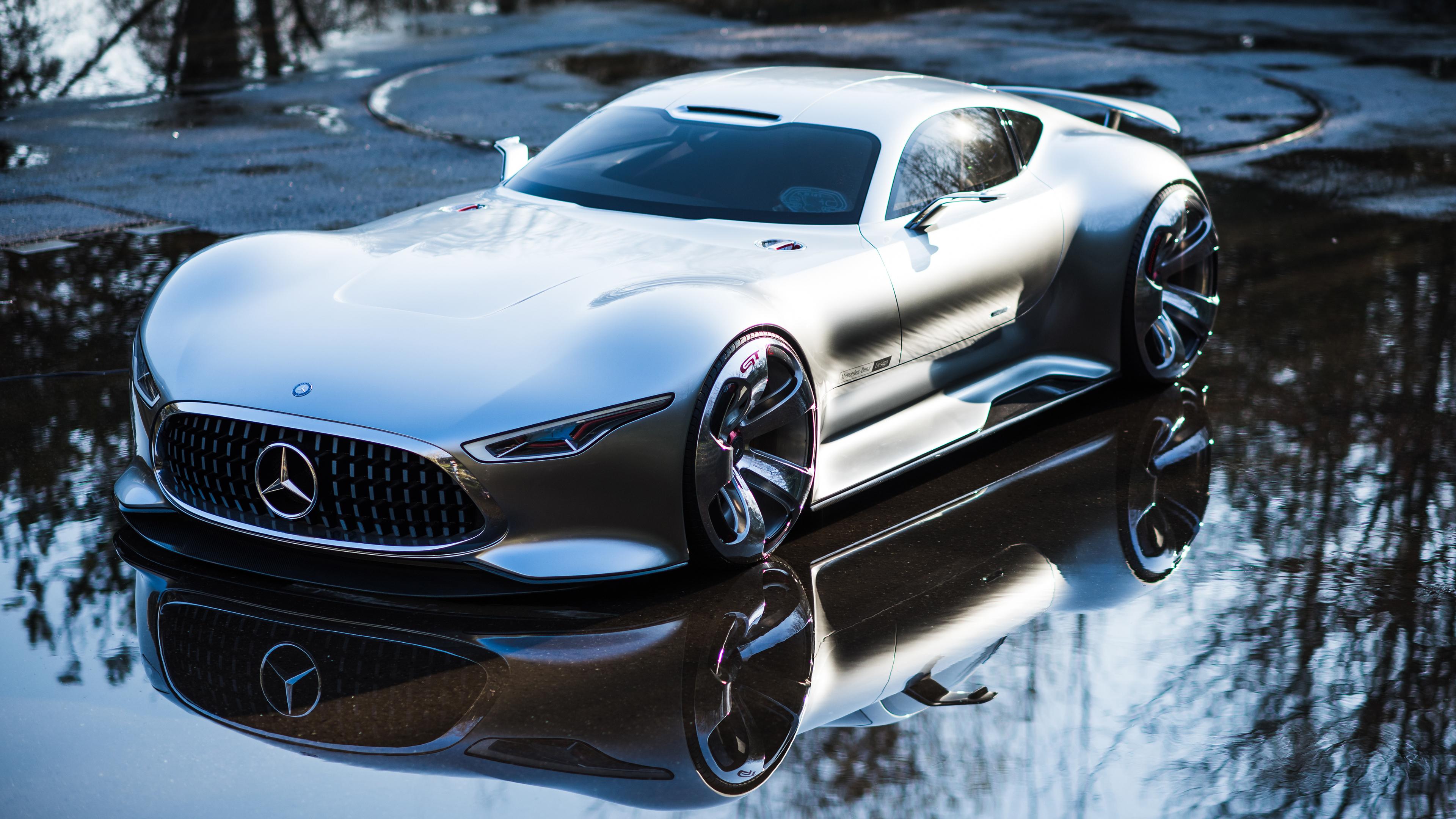 mercedes benz amg vision gran turismo 4k hd cars 4k. Black Bedroom Furniture Sets. Home Design Ideas