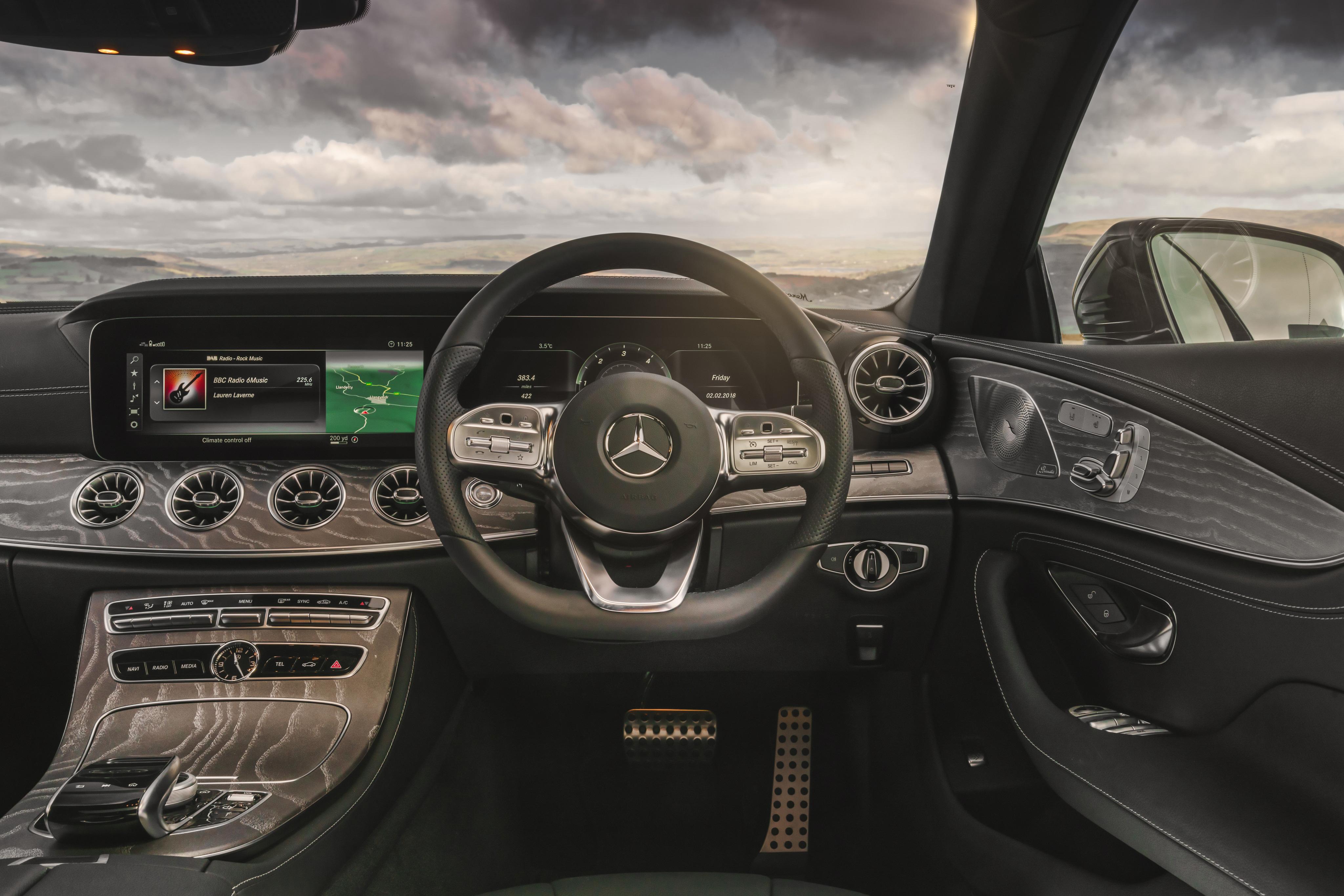 Mercedes Benz CLS 400 D AMG Interior, HD Cars, 4k ...