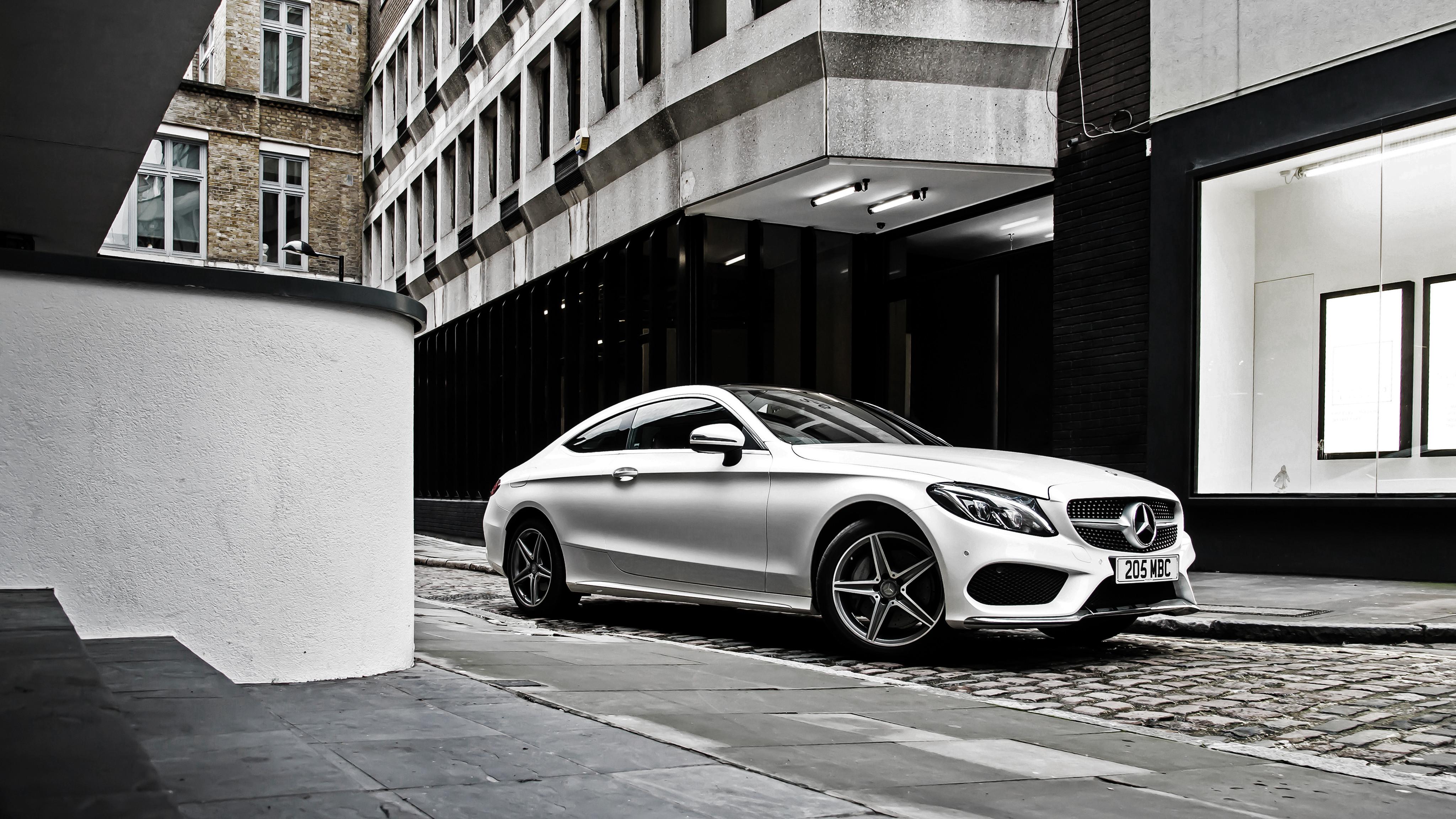 Mercedes Benz C Class, HD Cars, 4k Wallpapers, Images