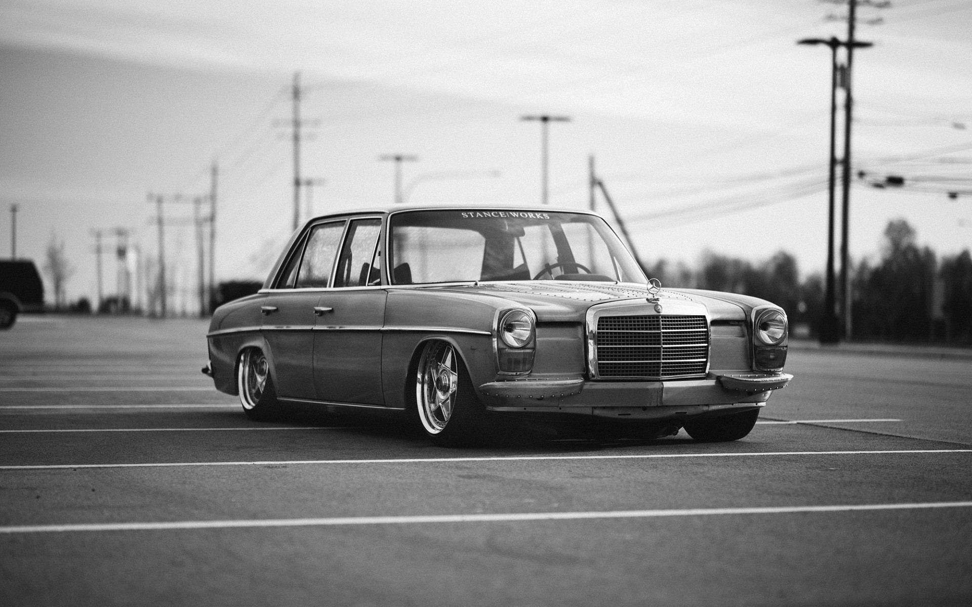 Mercedes Benz Stance Works