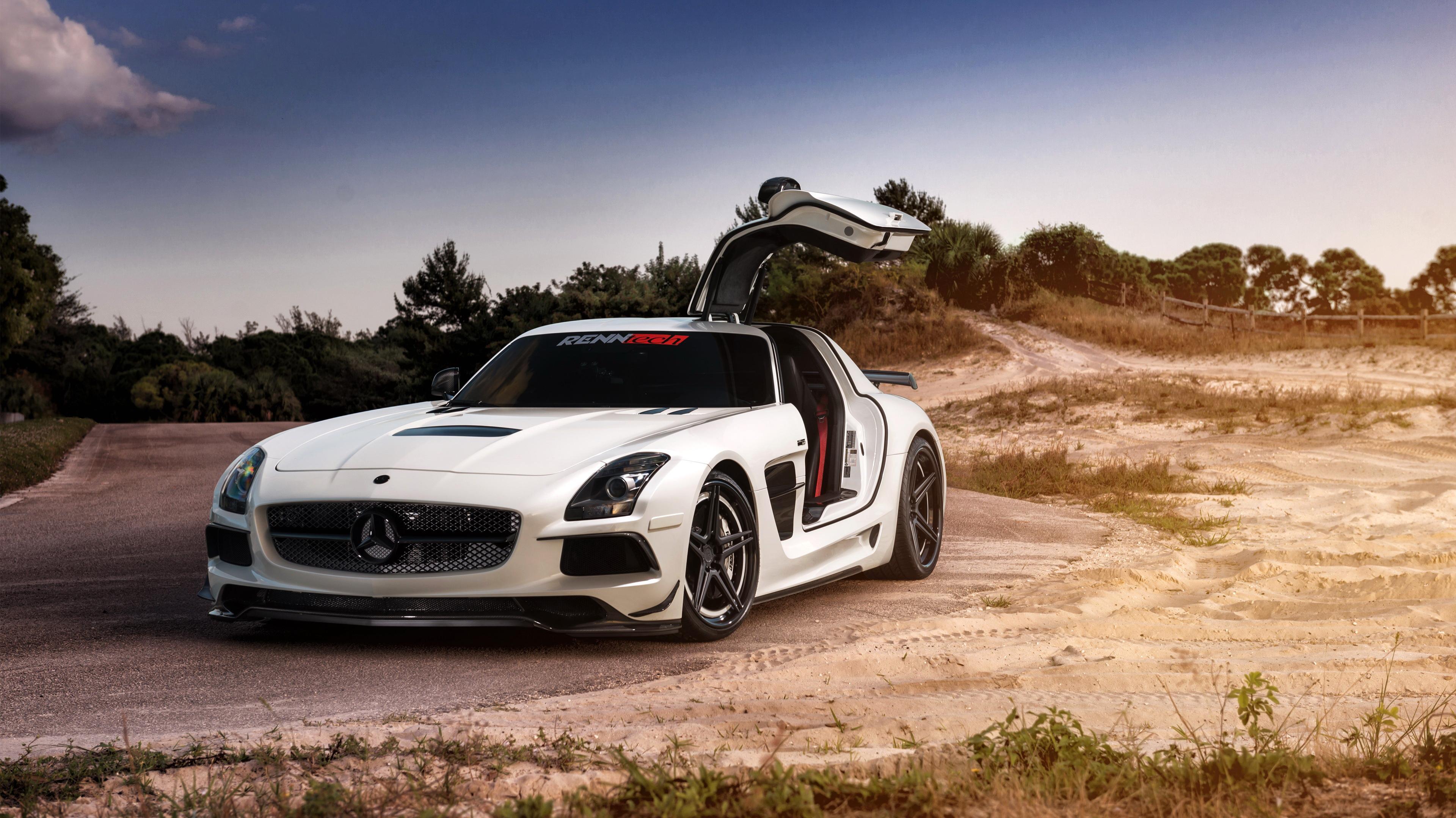 Mercedes Sls Amg 4k Hd Cars 4k Wallpapers Images