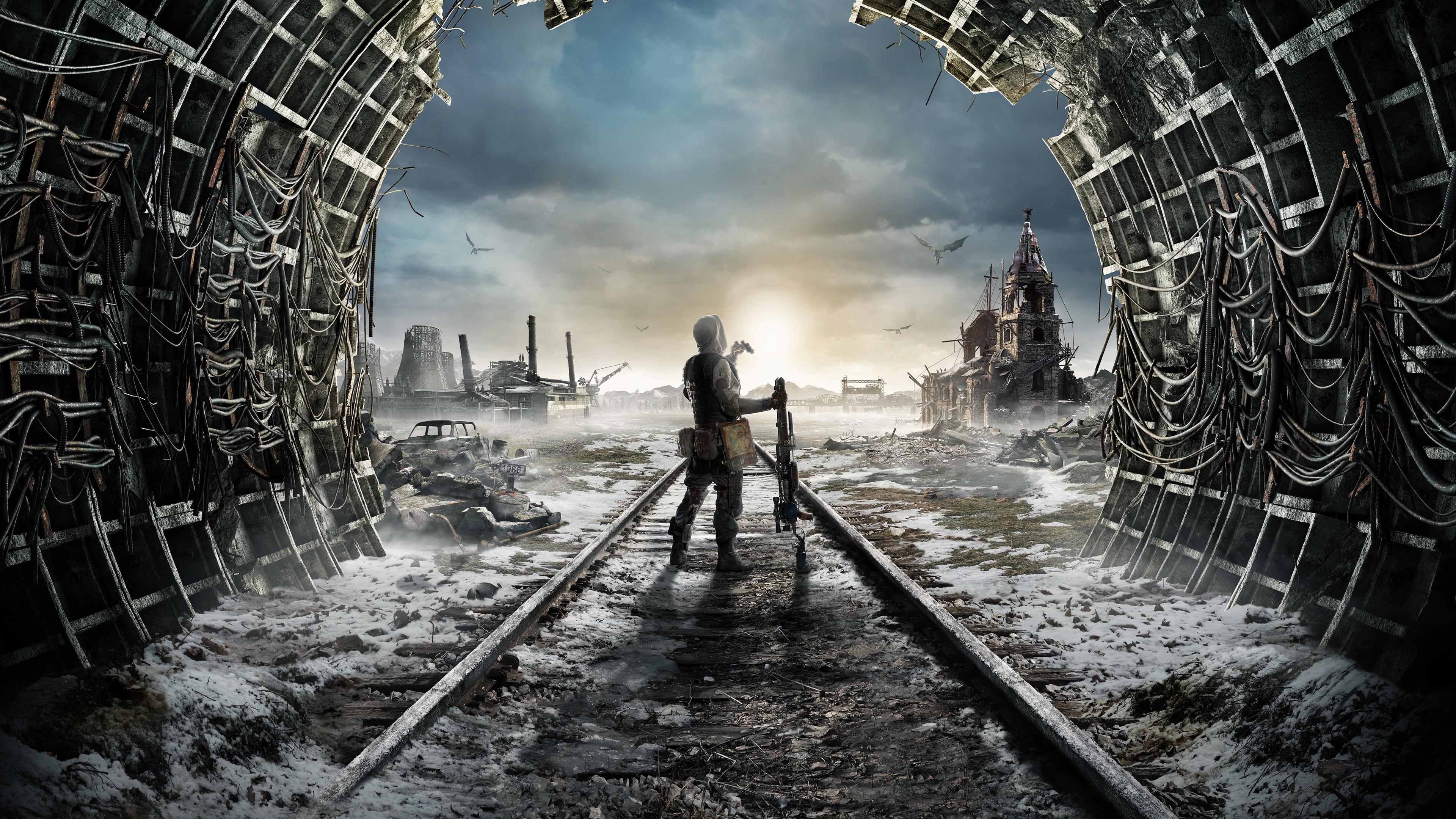 Metro Exodus 4k, HD Games, 4k Wallpapers, Images ...