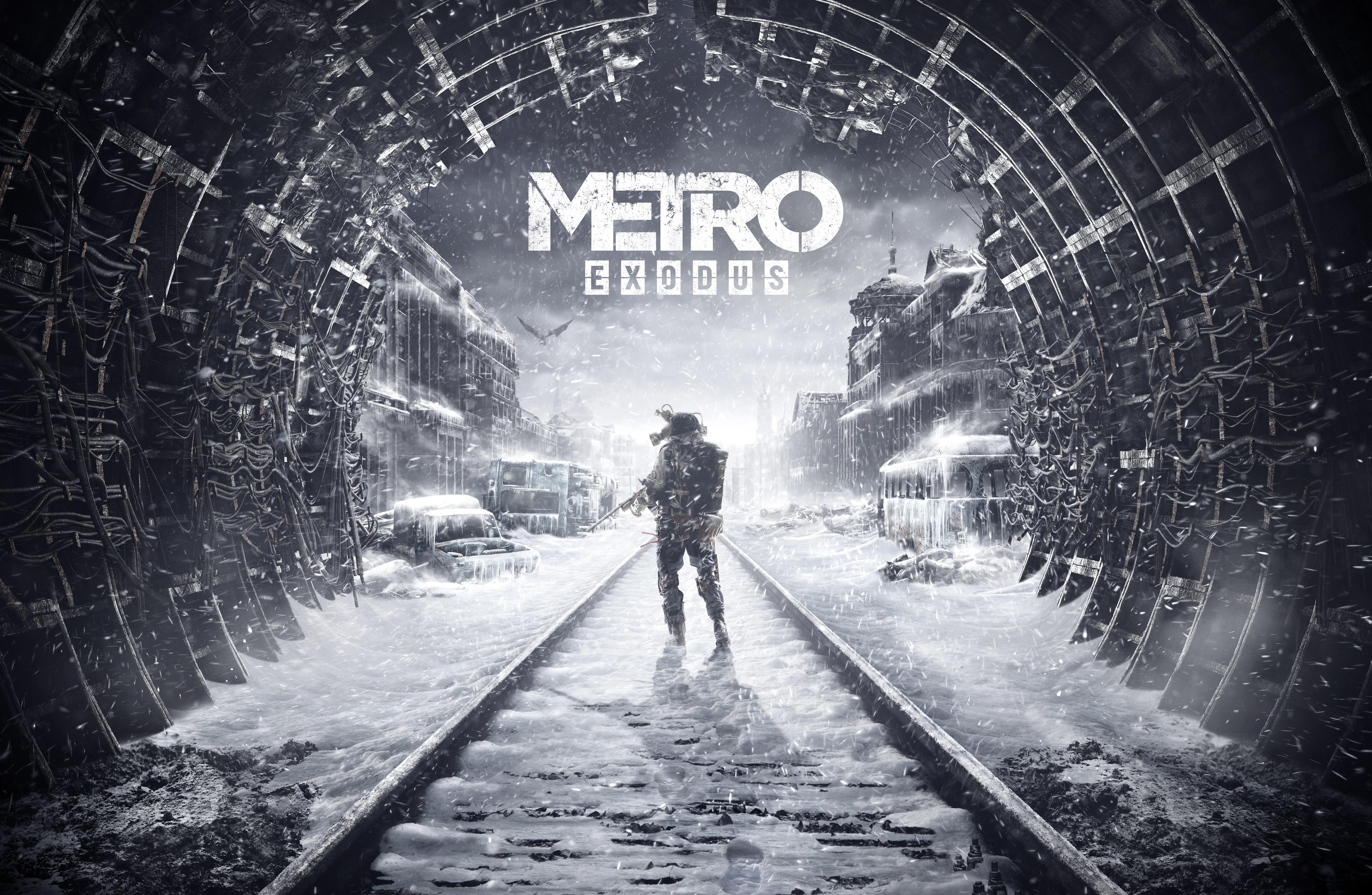 Metro Exodus Video Game 5k, HD Games, 4k Wallpapers ...