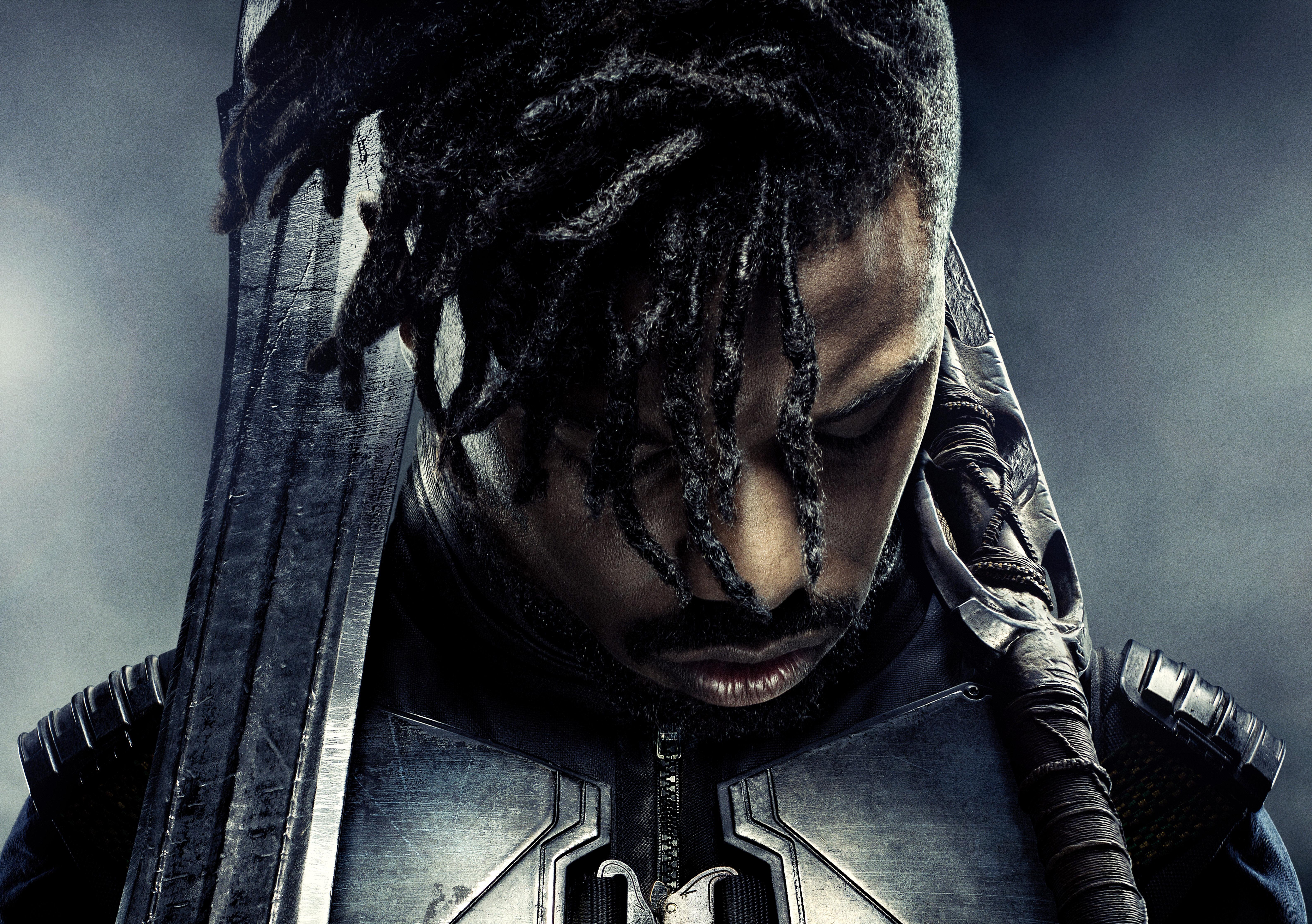 Top 13 Pubg Wallpapers In Full Hd For Pc And Phone: Michael B Jordan Black Panther Poster 4k 5k, HD Movies, 4k