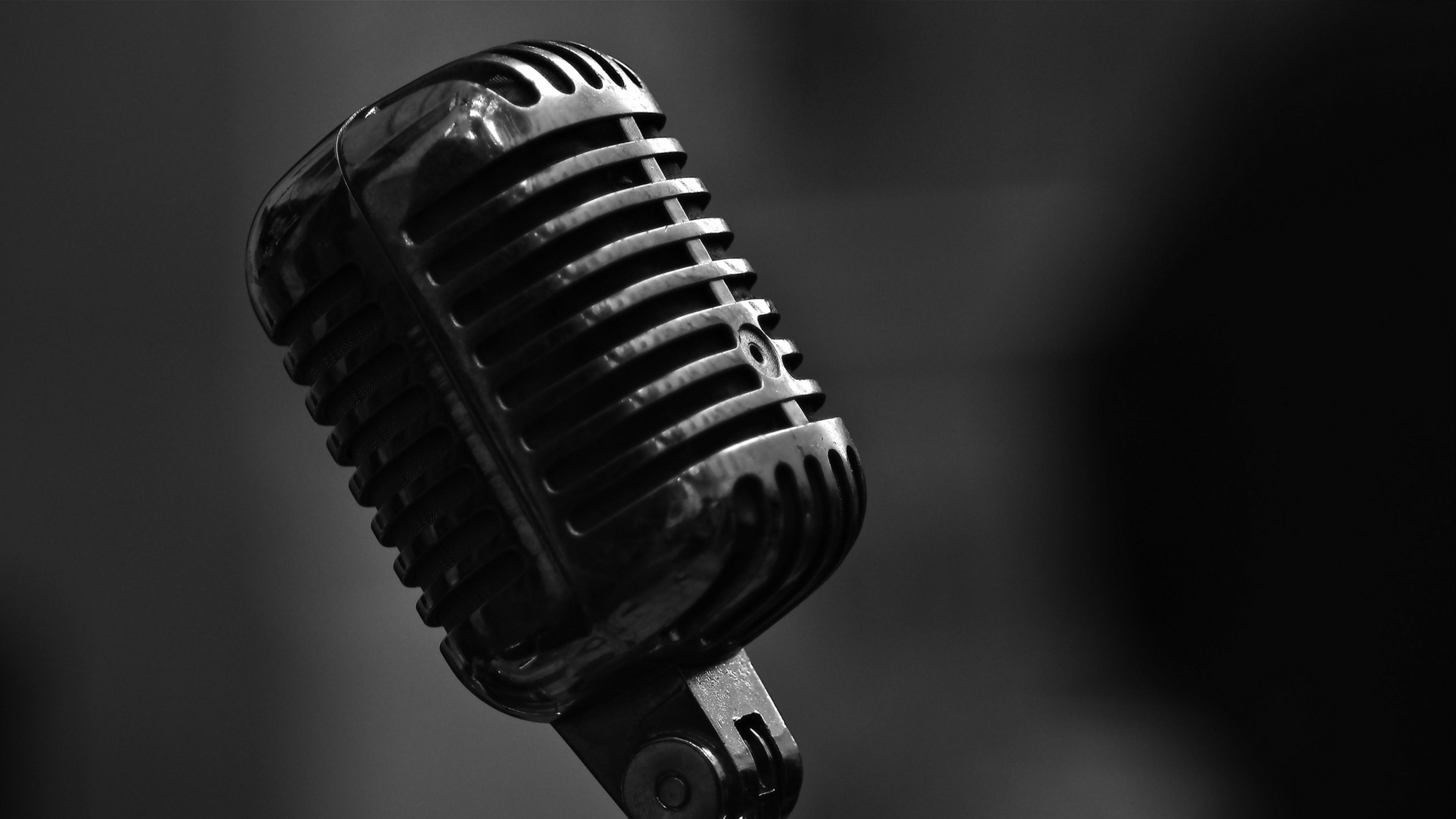 Microphone metal hd music 4k wallpapers images - Microphone wallpaper ...
