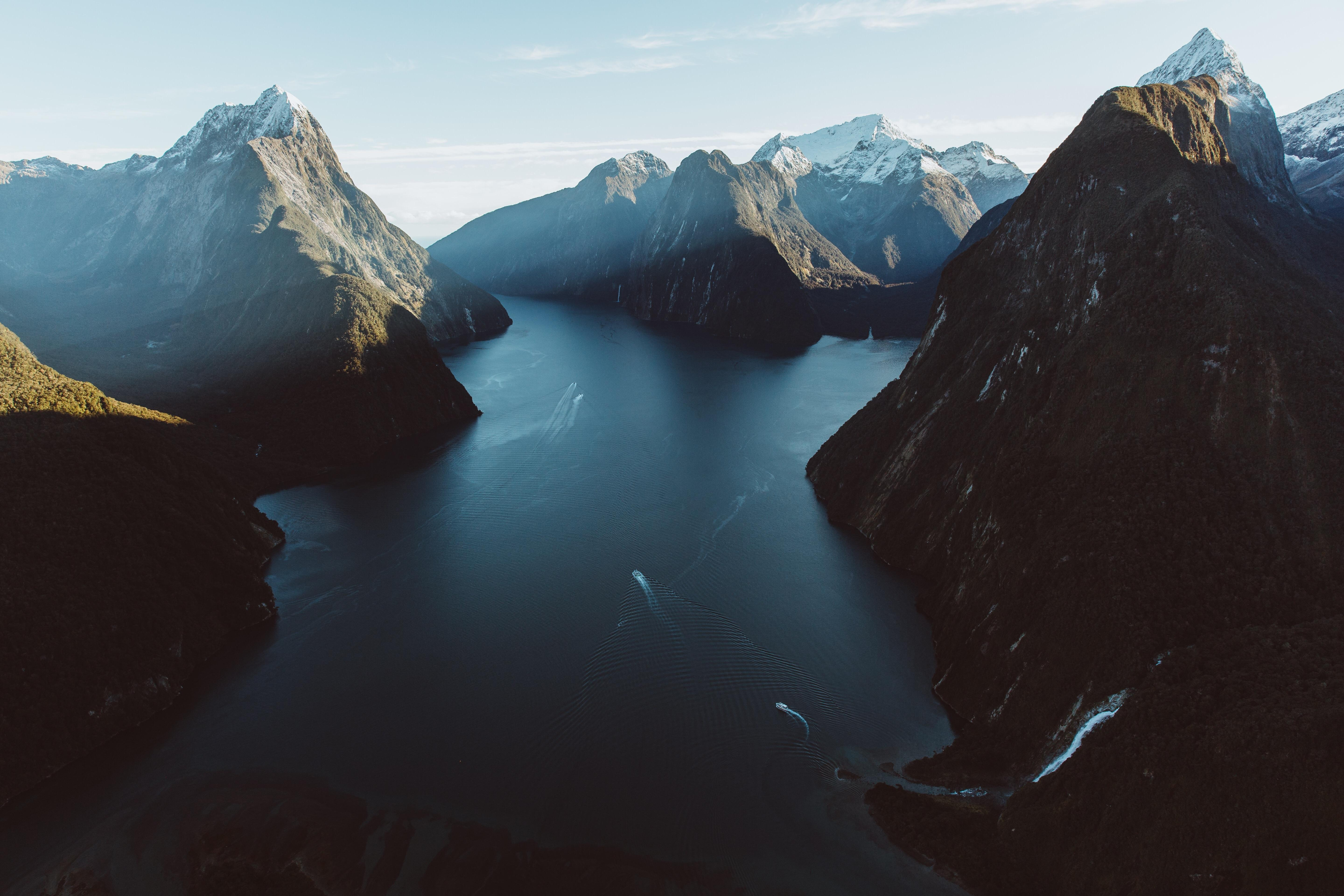 Milford Sound New Zealand 5k Hd Nature 4k Wallpapers
