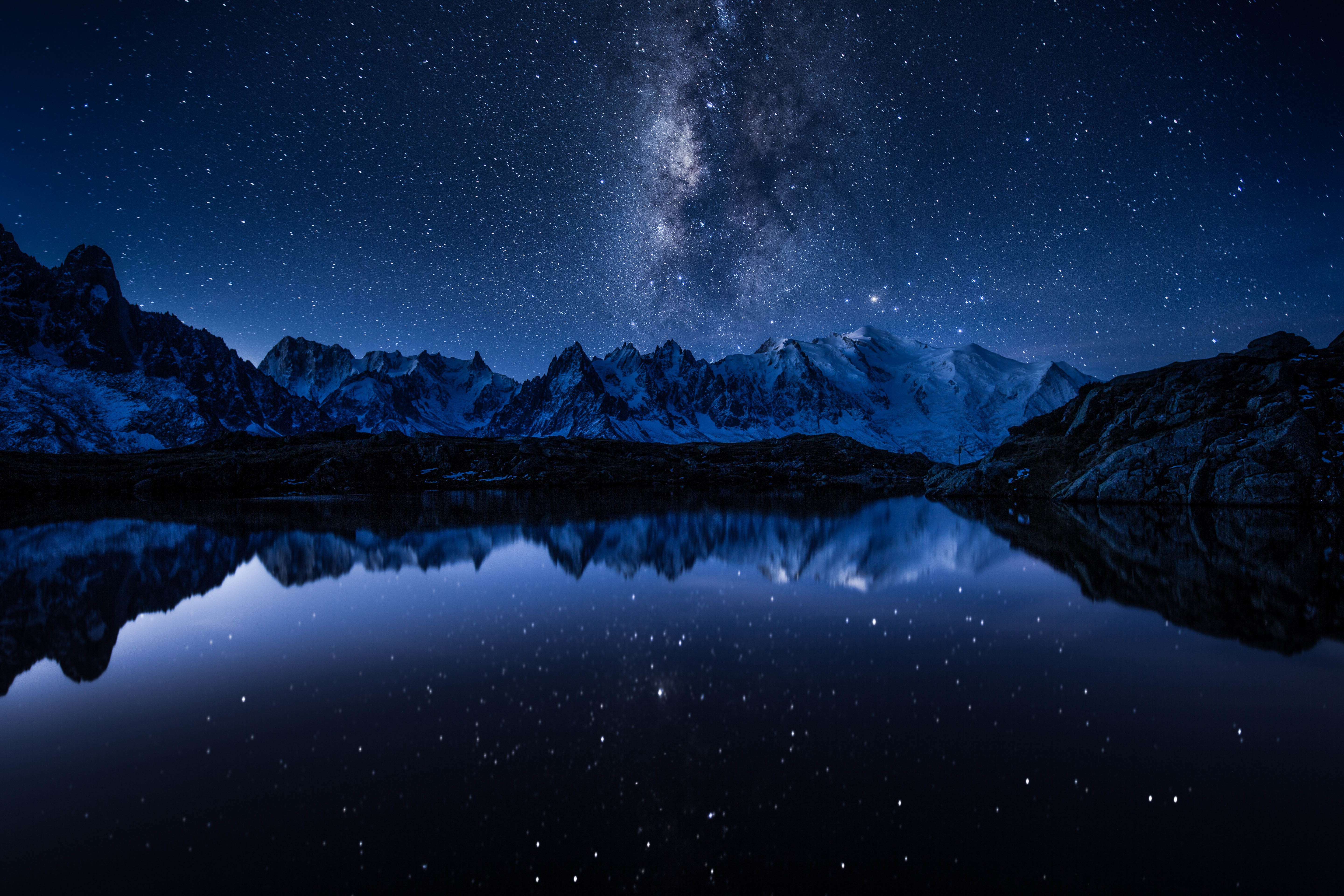 milky way 5k hd photography 4k wallpapers images