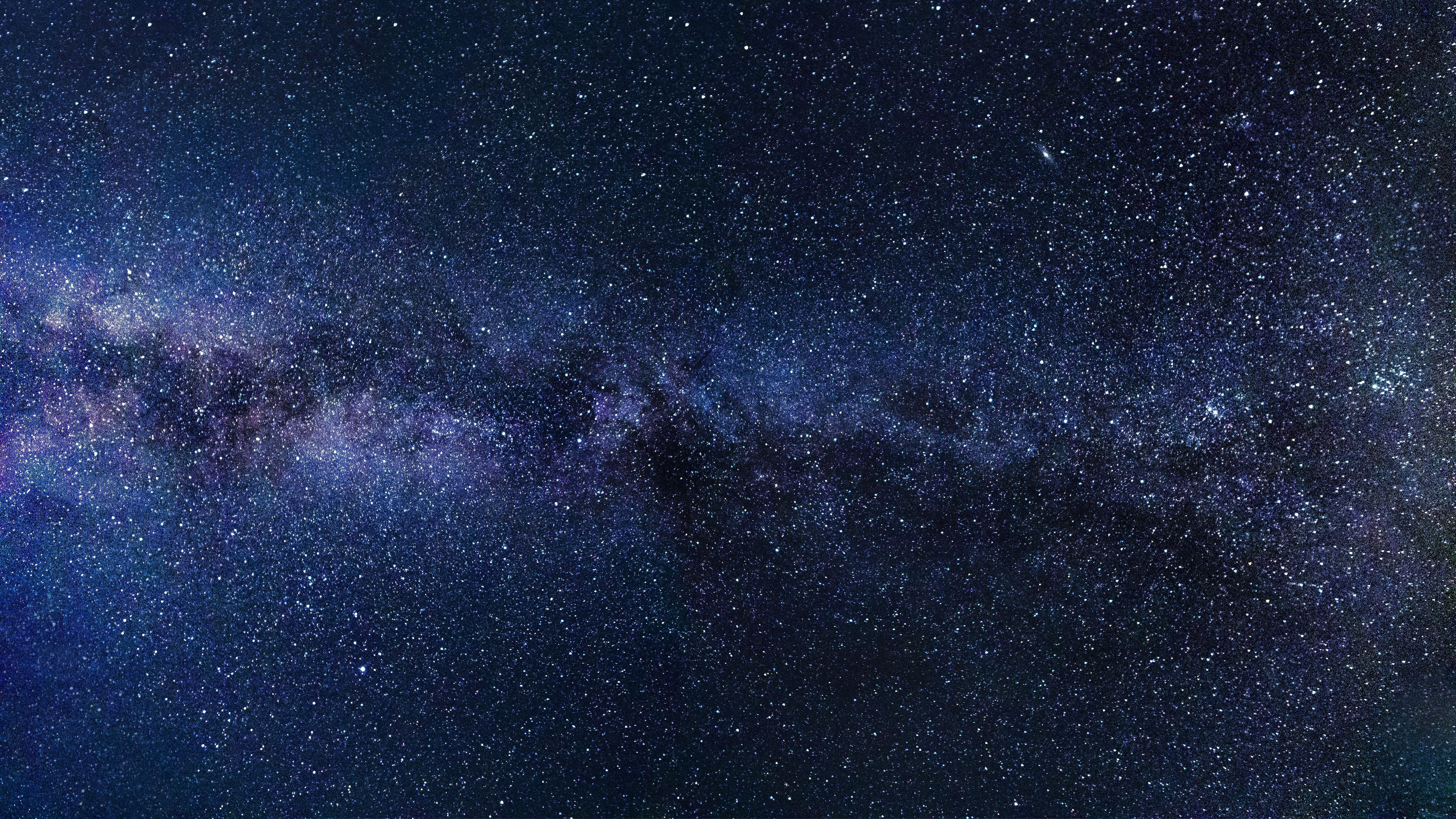 Milky way starry sky night 5k hd digital universe 4k for Night sky wallpaper 4k