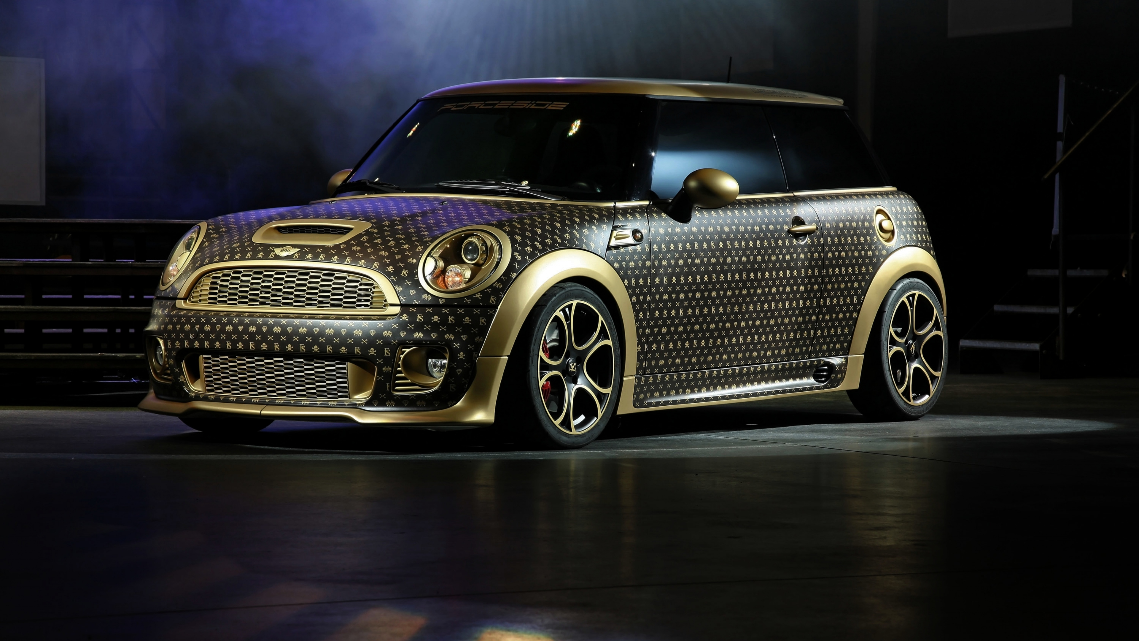 Mini cooper mini custom hd cars 4k wallpapers images backgrounds mini cooper mini custom voltagebd Images