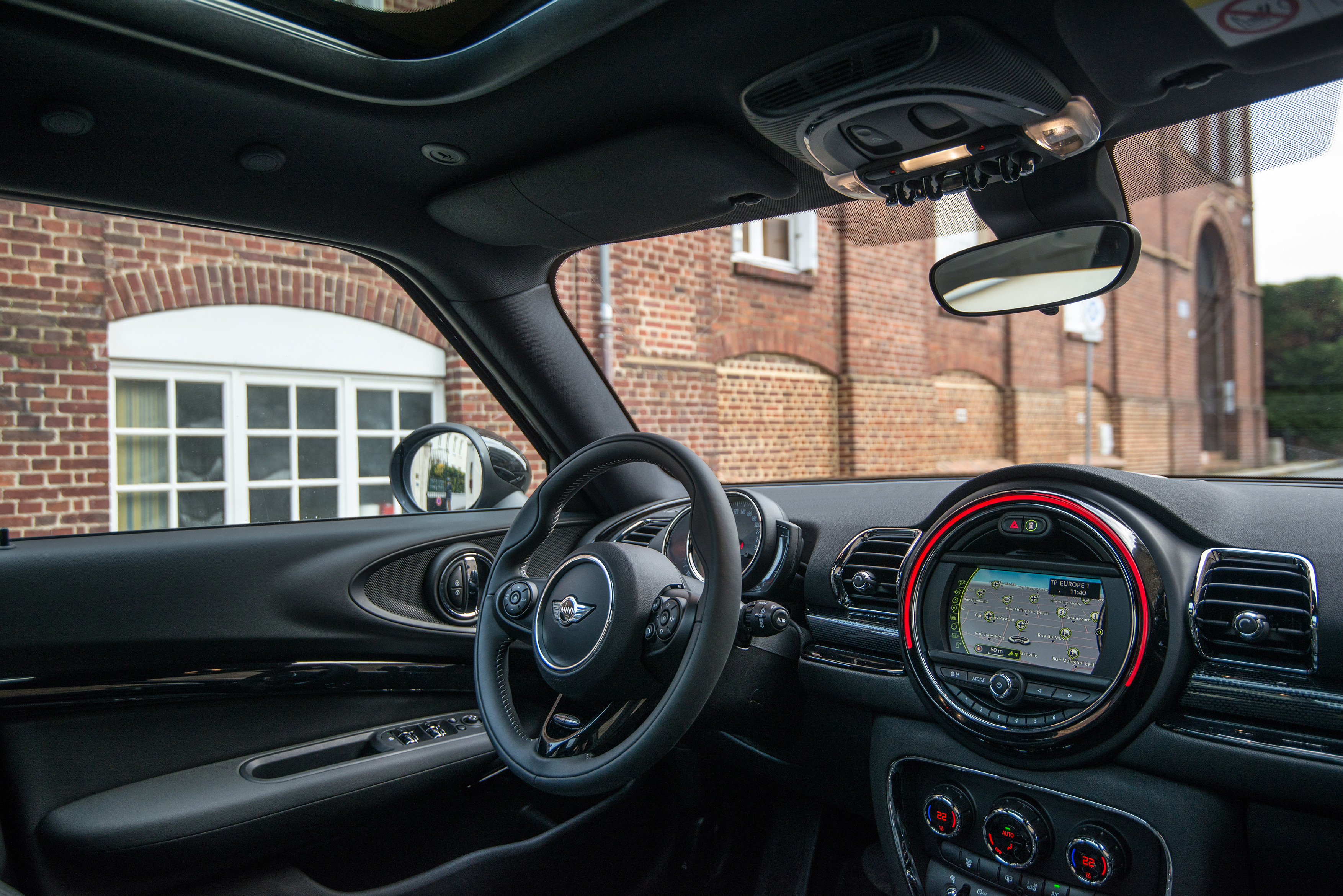 MINI Cooper S Clubman Interior, HD Cars, 4k Wallpapers, Images ...
