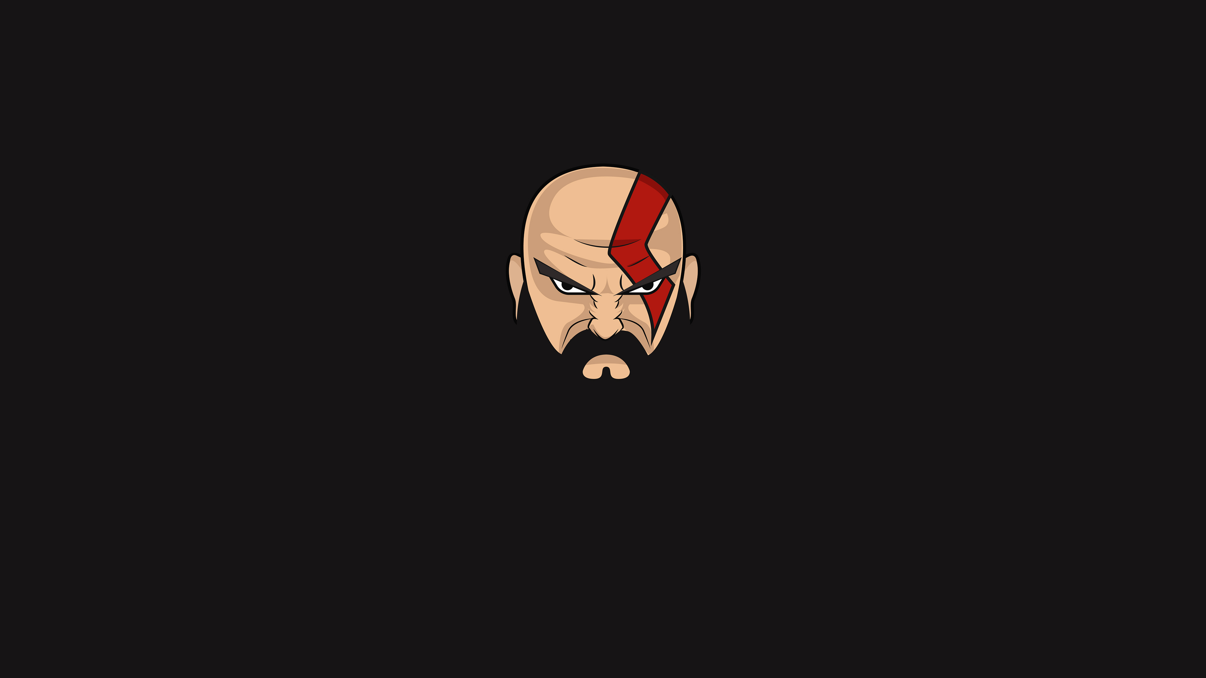2048x1152 Minimal Kratos 2048x1152 Resolution Hd 4k