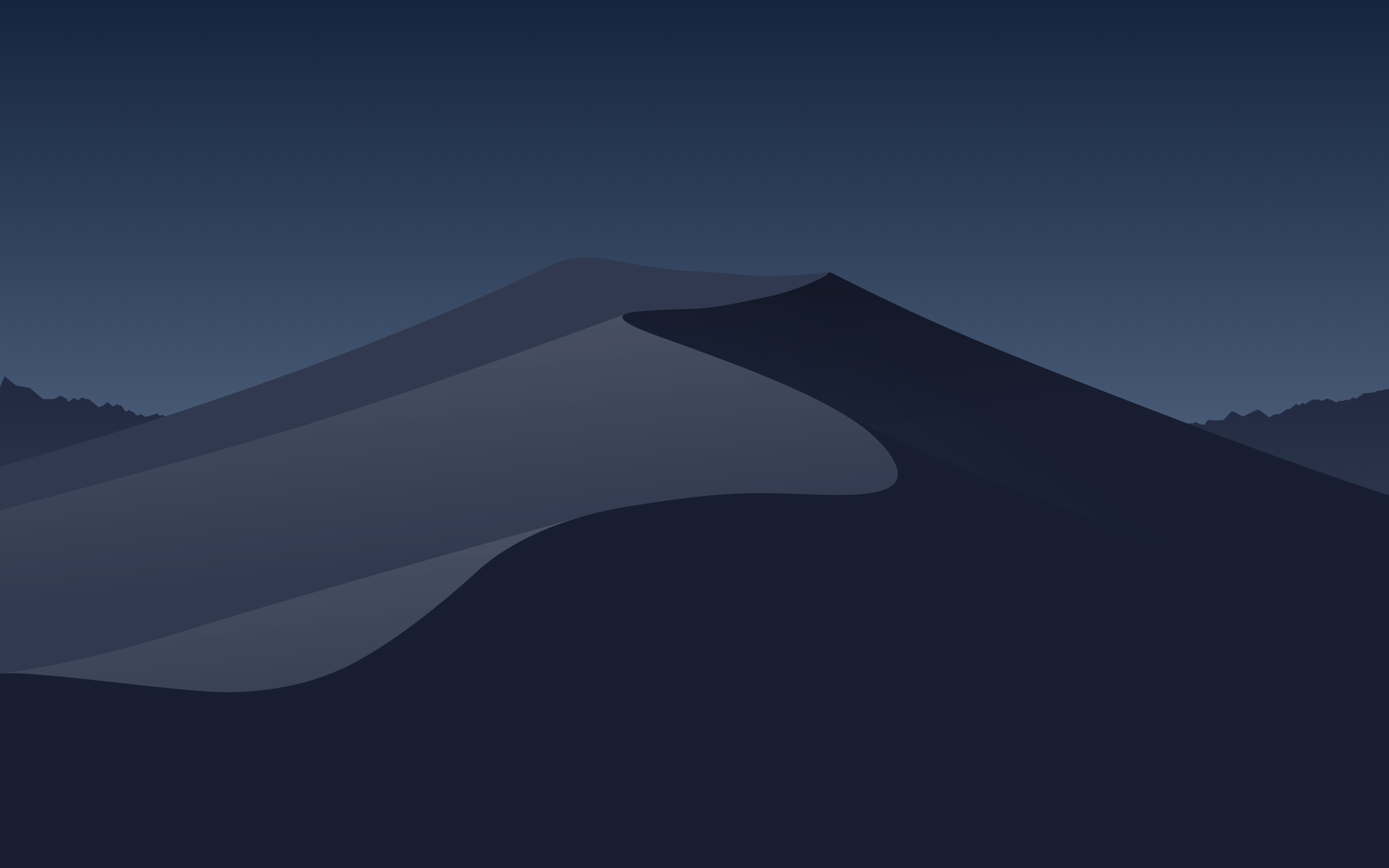 Minimal Mojave Night Hd Computer 4k Wallpapers Images