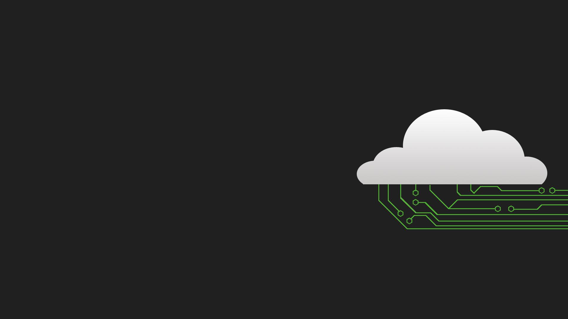 Technology Background Laptop: Minimalism Technology Cloud, HD Artist, 4k Wallpapers