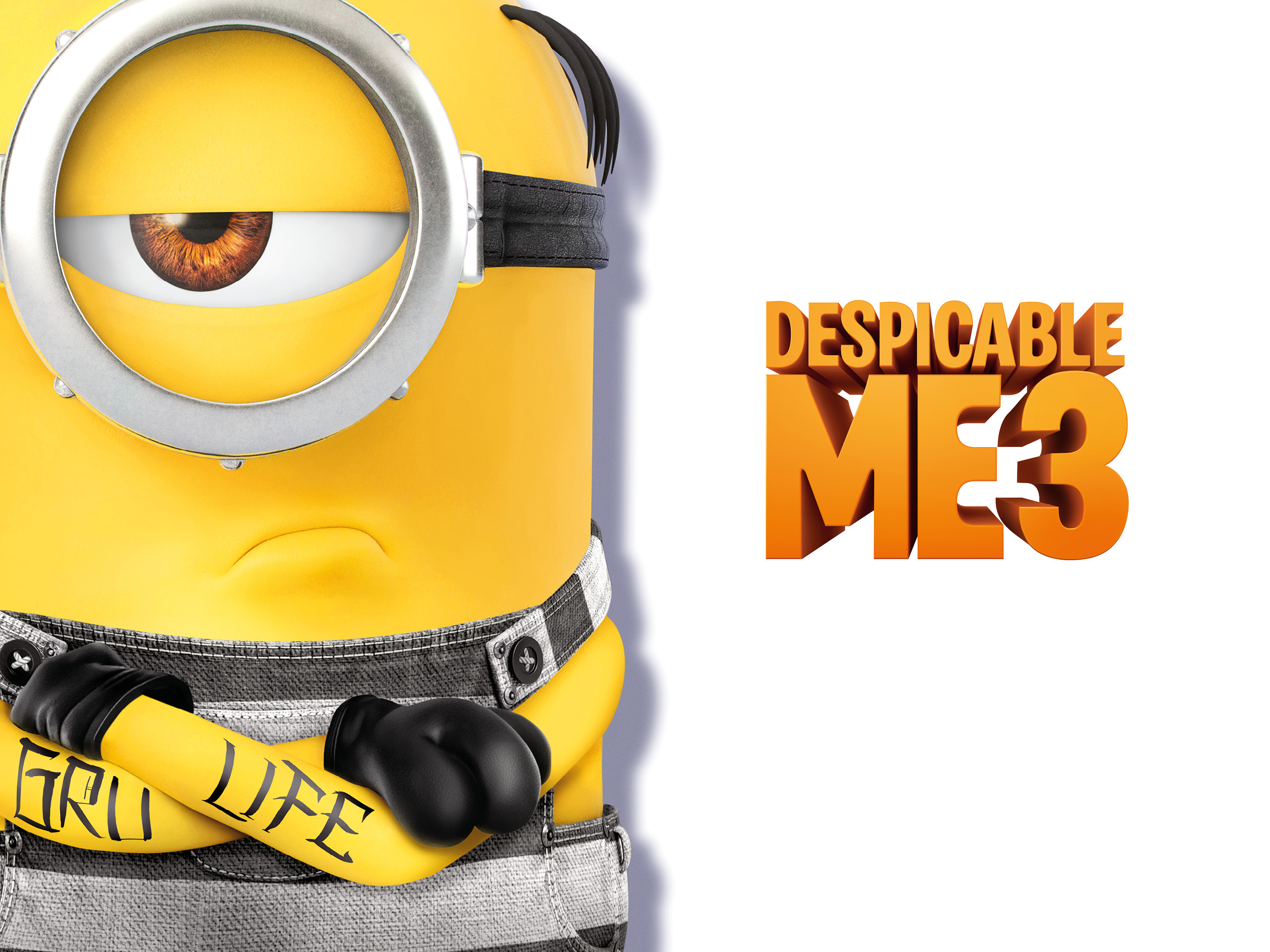 minion despicable me 3, hd movies, 4k wallpapers, images