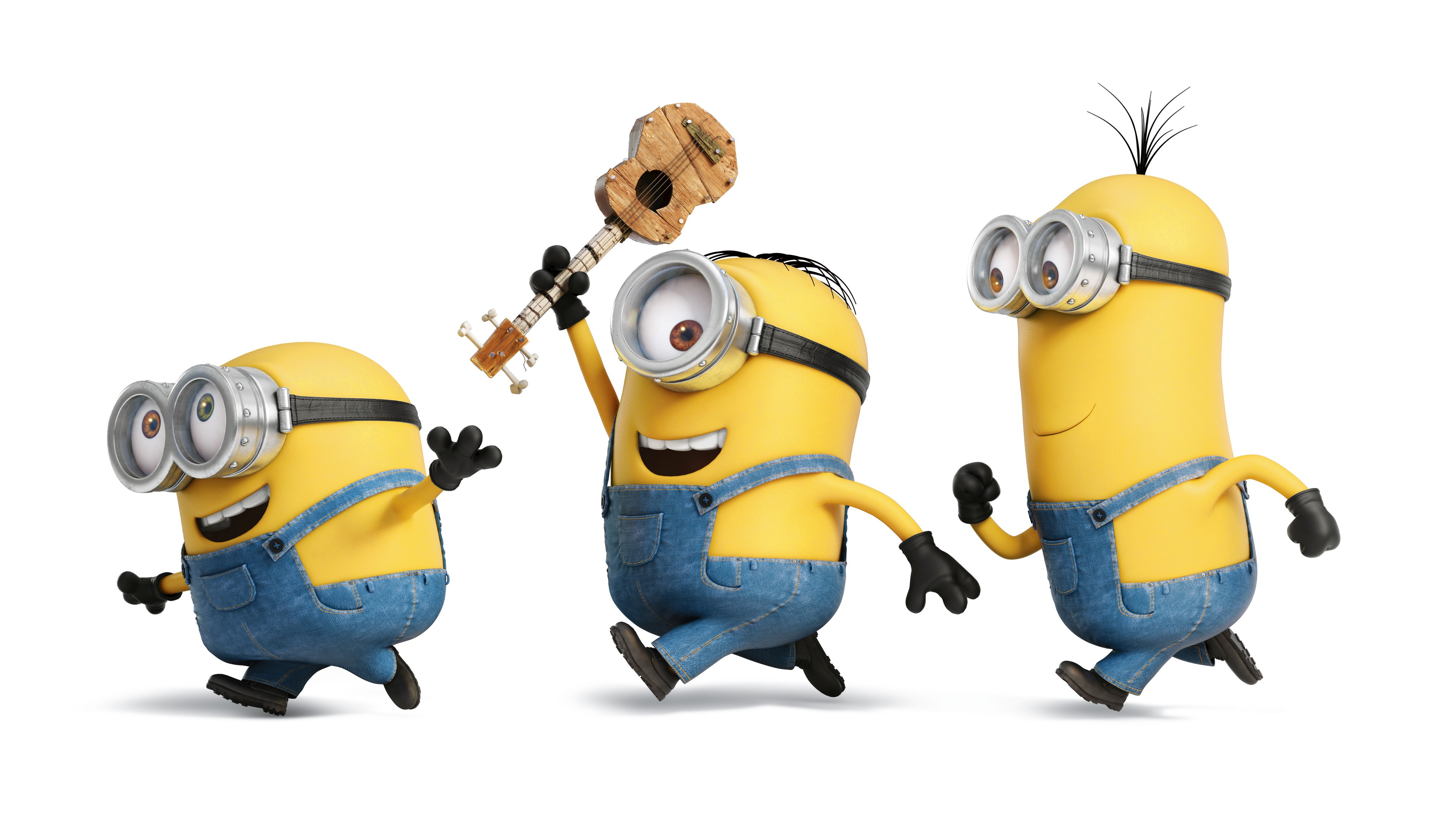 minions funny 2 hd cartoons 4k wallpapers images
