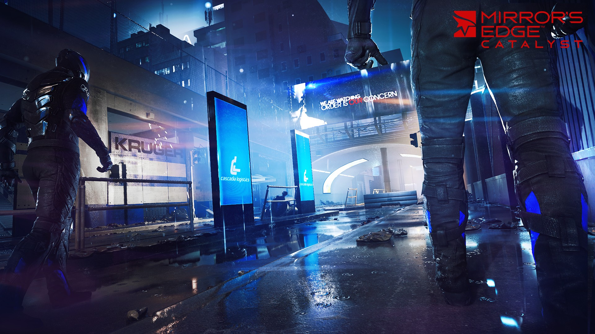 Mirror Edge Catalyst Wallpaper: Mirrors Edge Catalyst HD, HD Games, 4k Wallpapers, Images