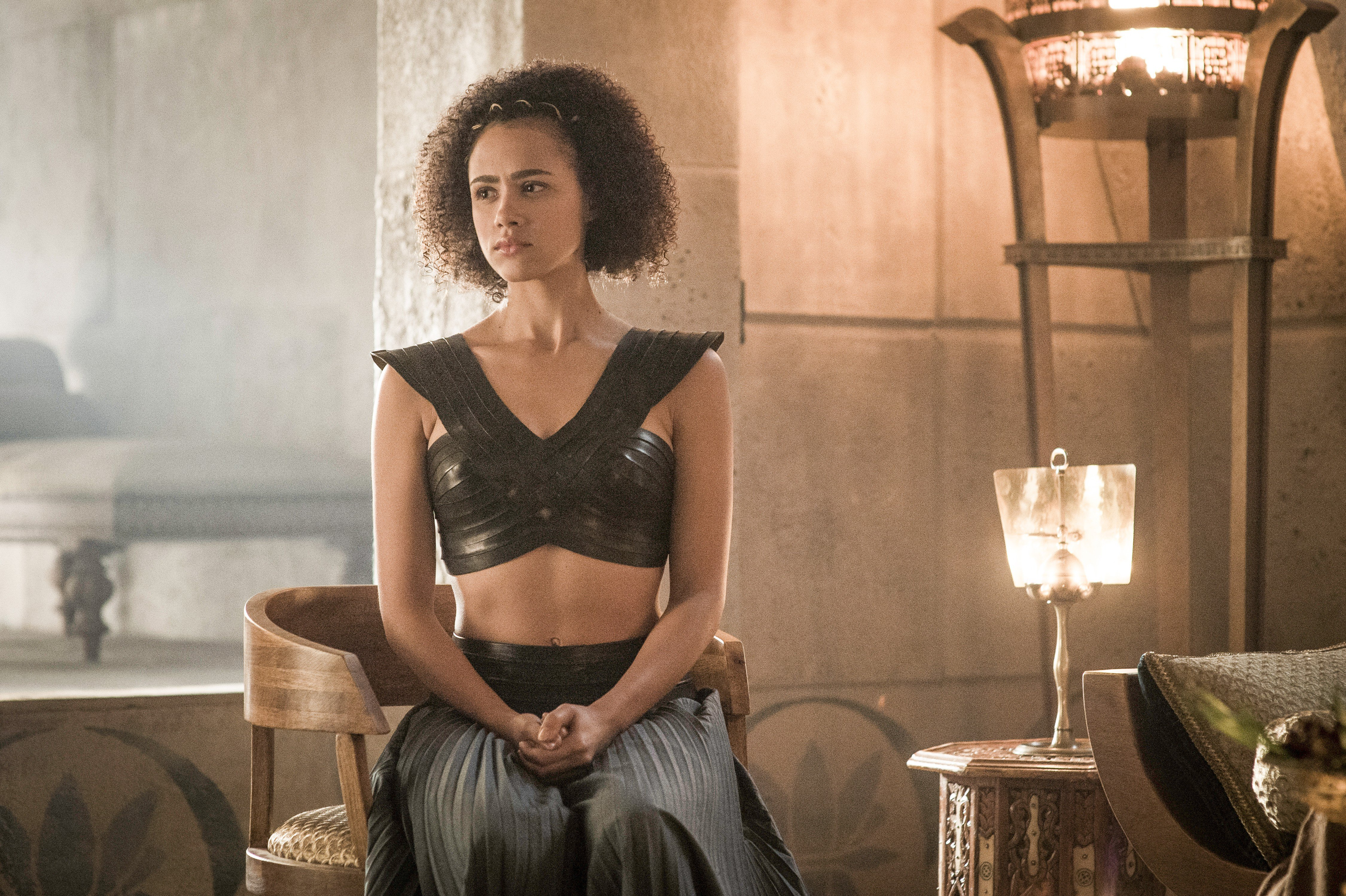 missandei hd tv shows 4k wallpapers images backgrounds