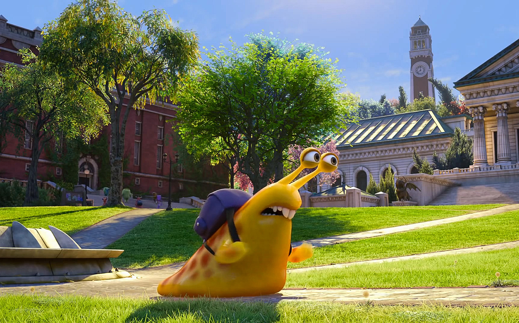 Monster university movie hd movies 4k wallpapers images monster university movie voltagebd Images