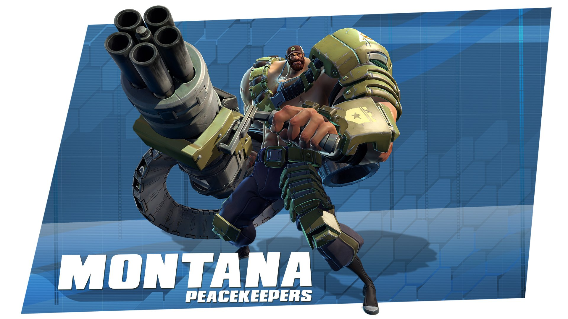 Montana Peacekeepers Battleborn