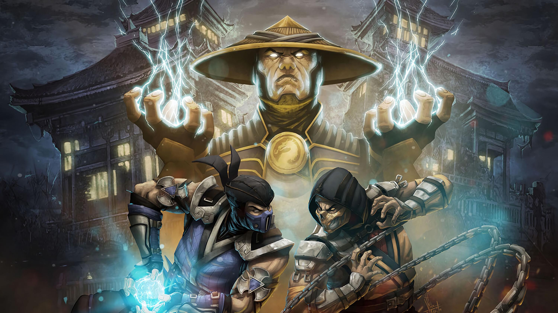 Mortal Kombat 11 2019, HD Games, 4k Wallpapers, Images ...