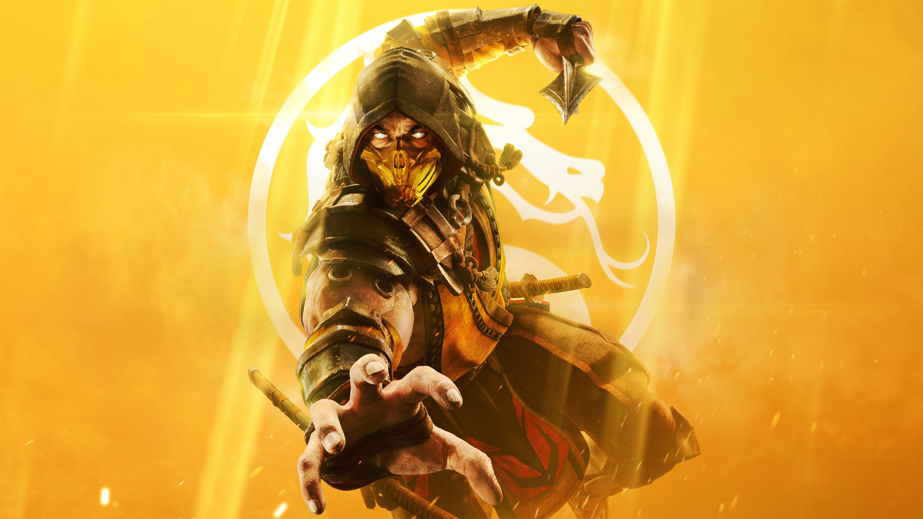 Mortal Kombat 11 4k, HD Games, 4k Wallpapers, Images