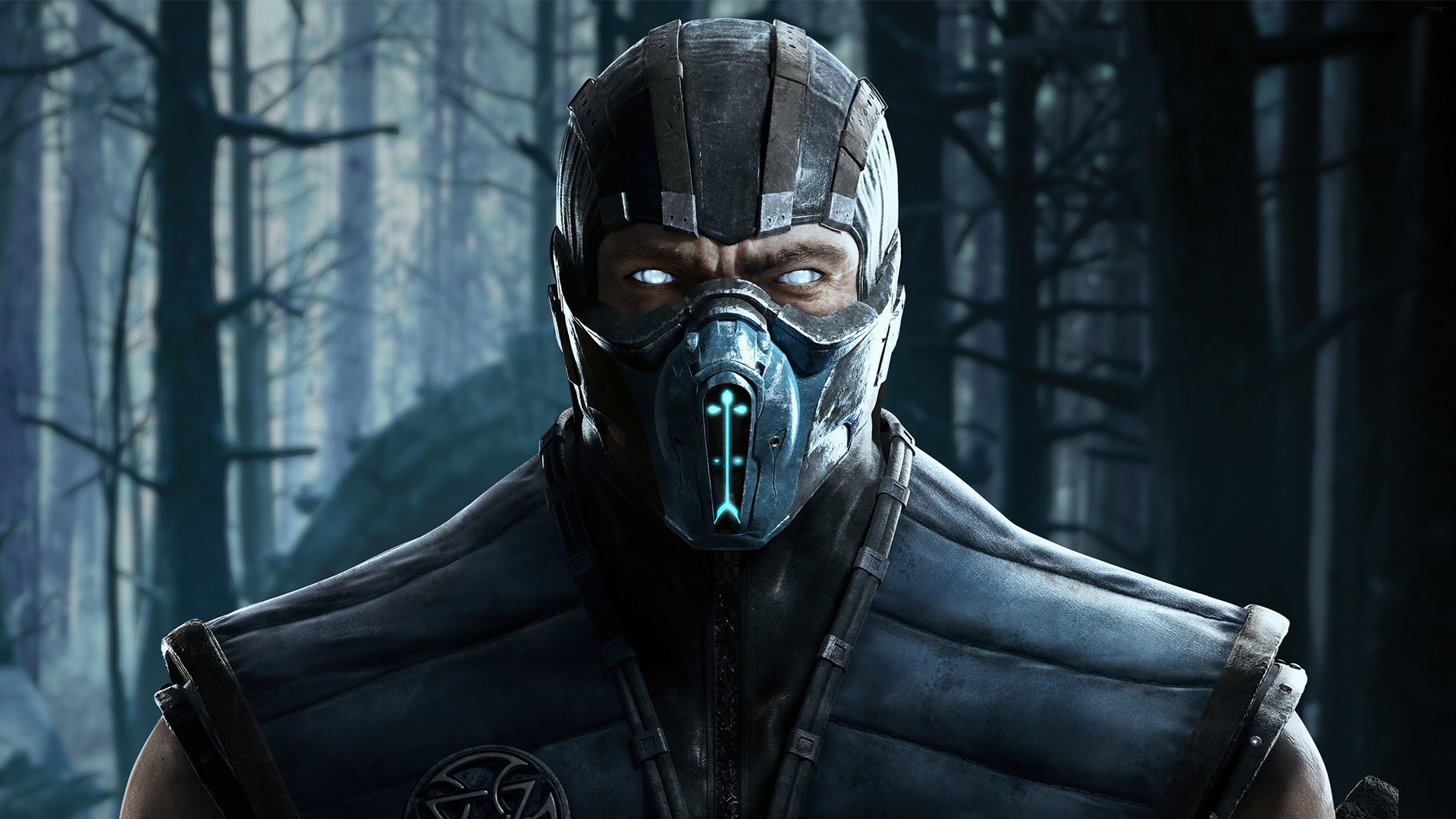 320x240 Mortal Kombat X Sub Zero Apple Iphone Ipod Touch Galaxy Ace