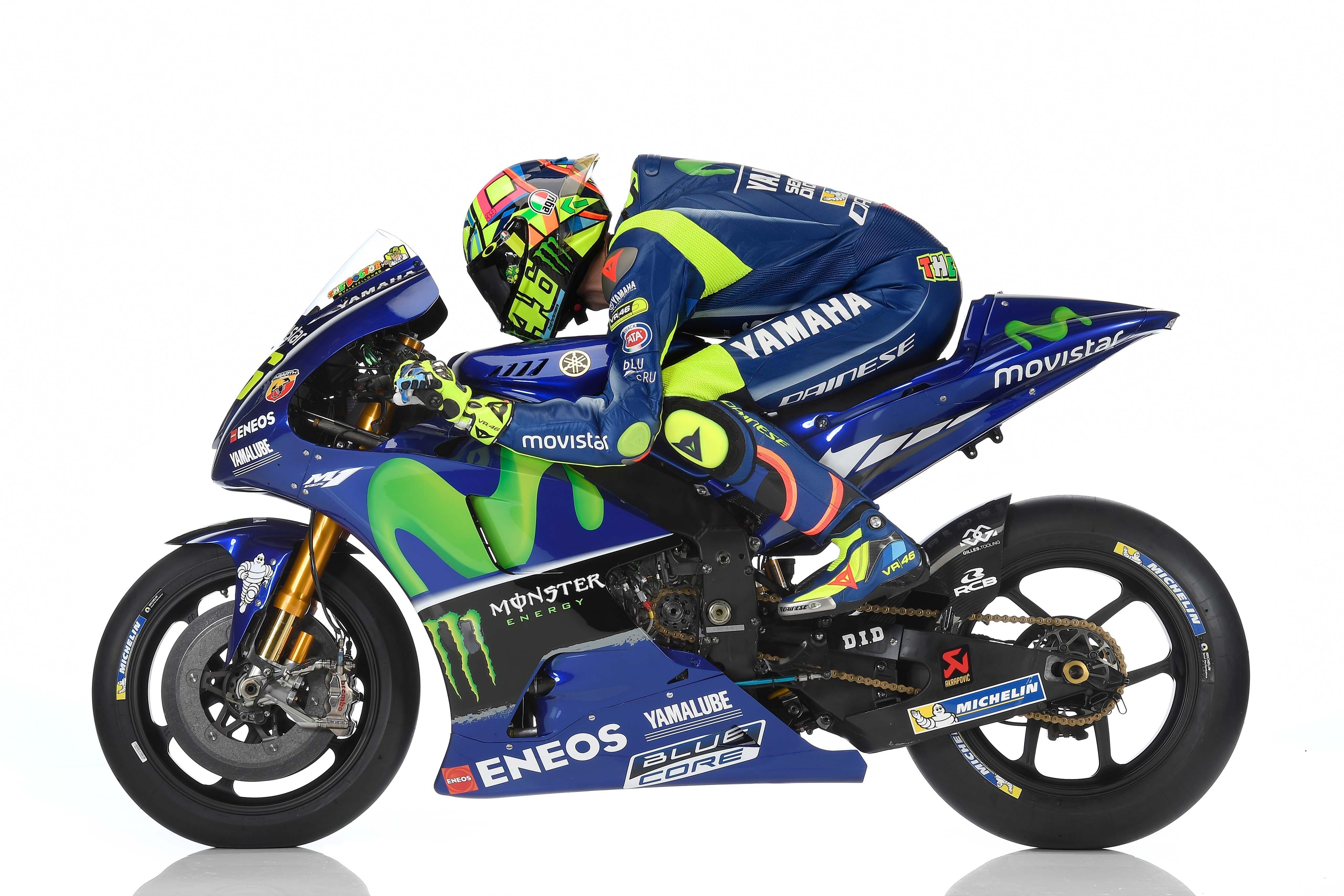 2560x1080 Motogp Valentino Rossi Yamaha YZR M1 2560x1080