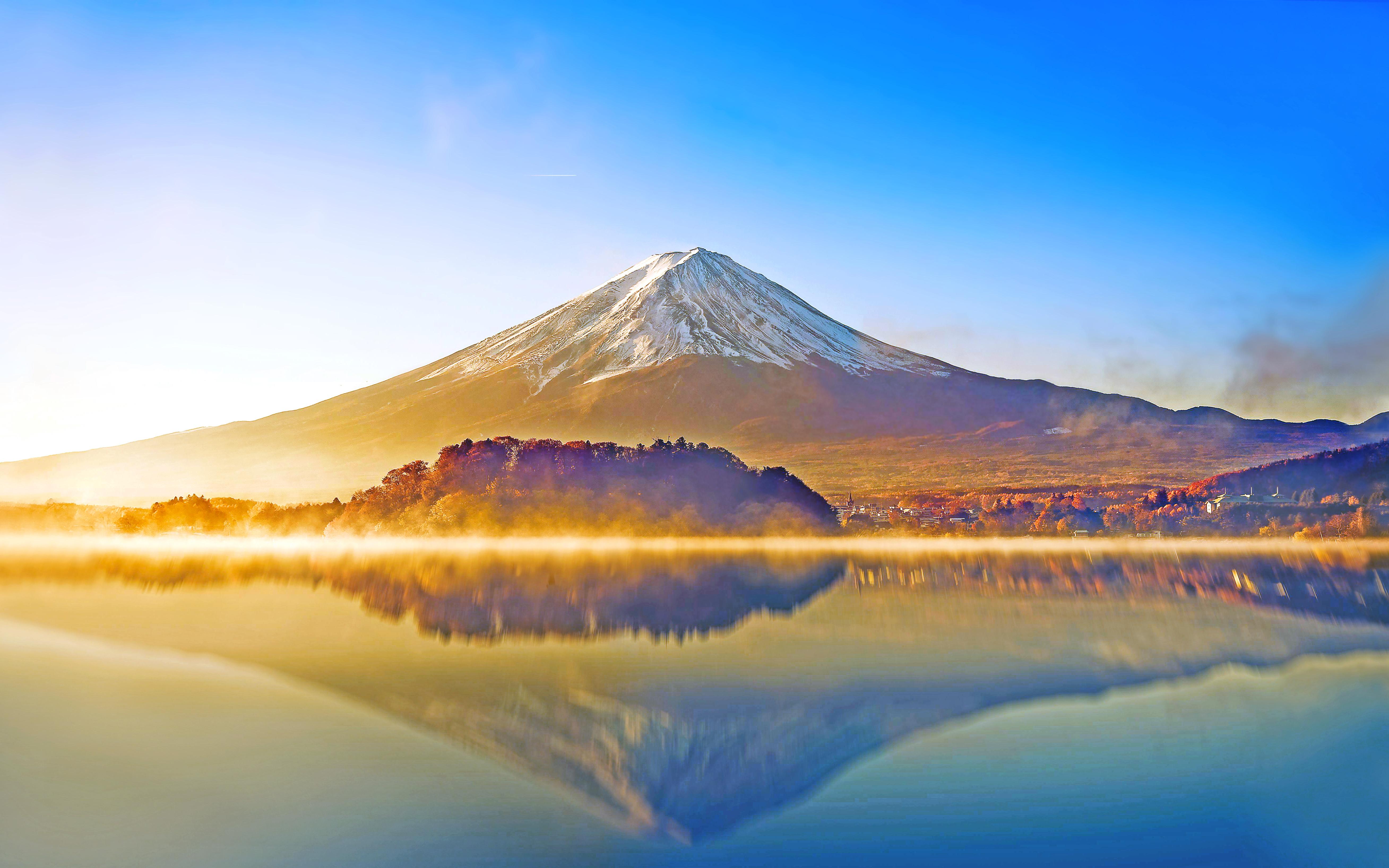 Mount Fuji 5k