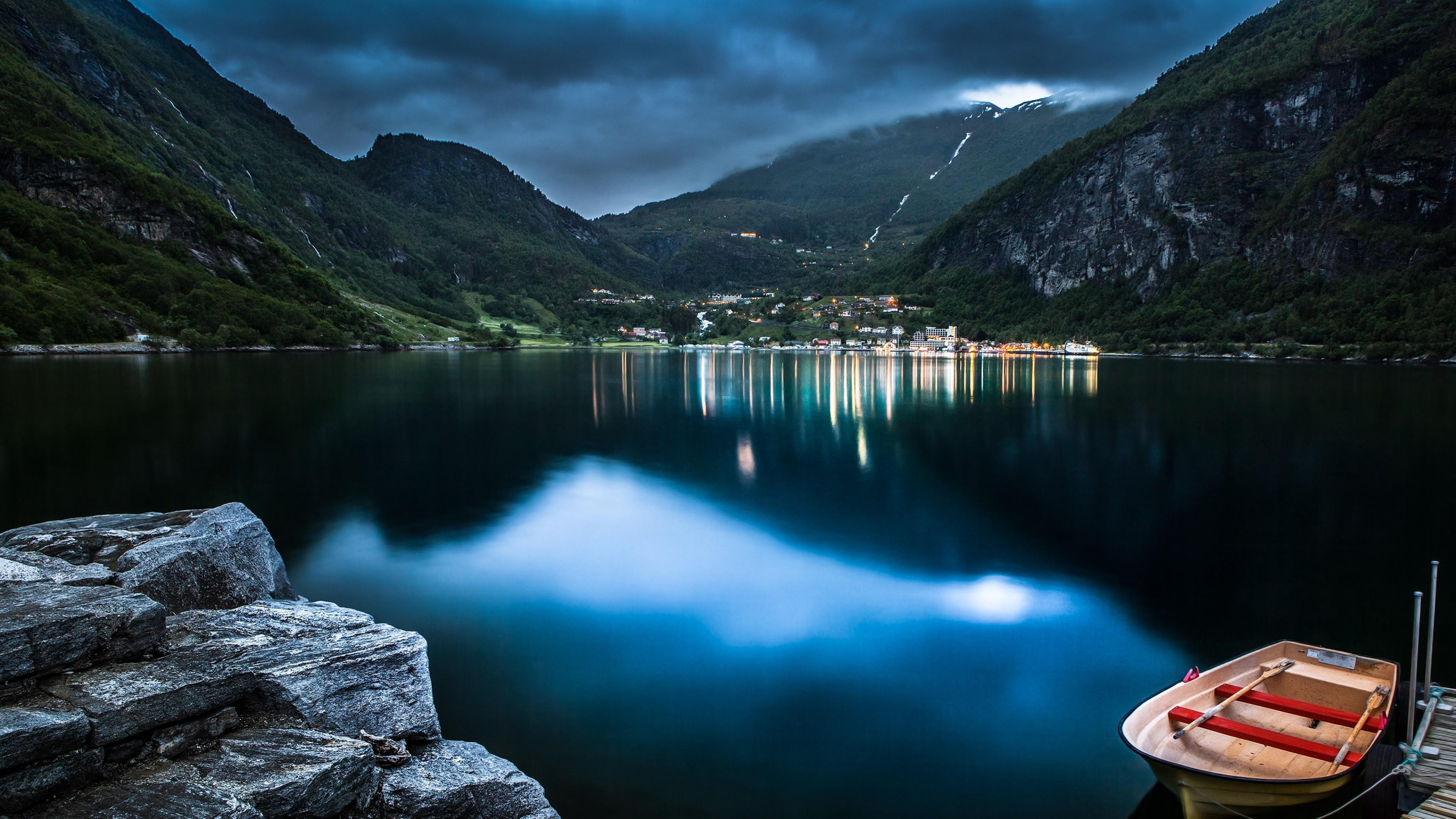 Amazing Wallpaper Mountain Nokia - mountain-lake-beautiful-night  2018_303911.jpg