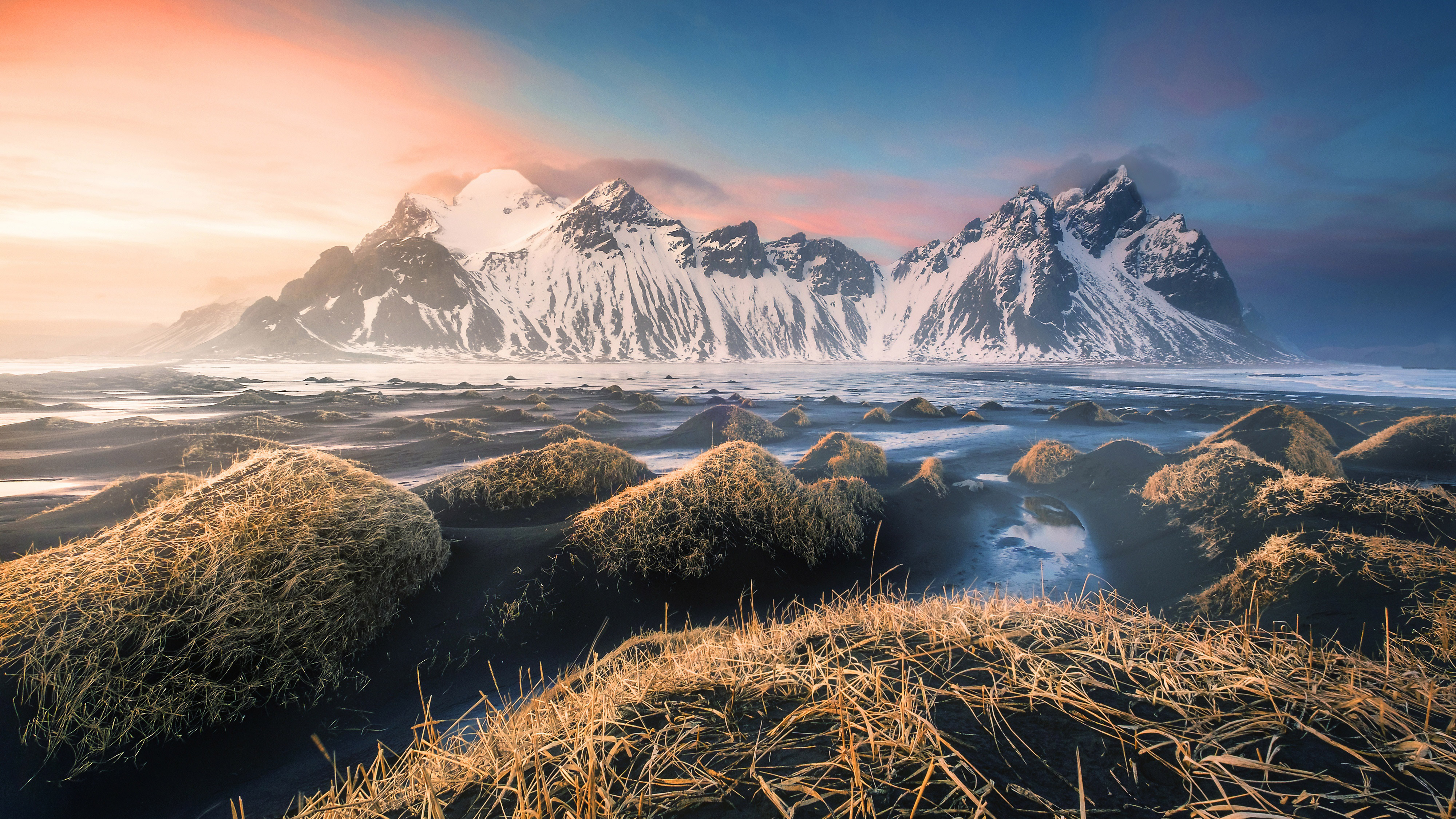 mountains iceland 4k hd nature 4k wallpapers images backgrounds