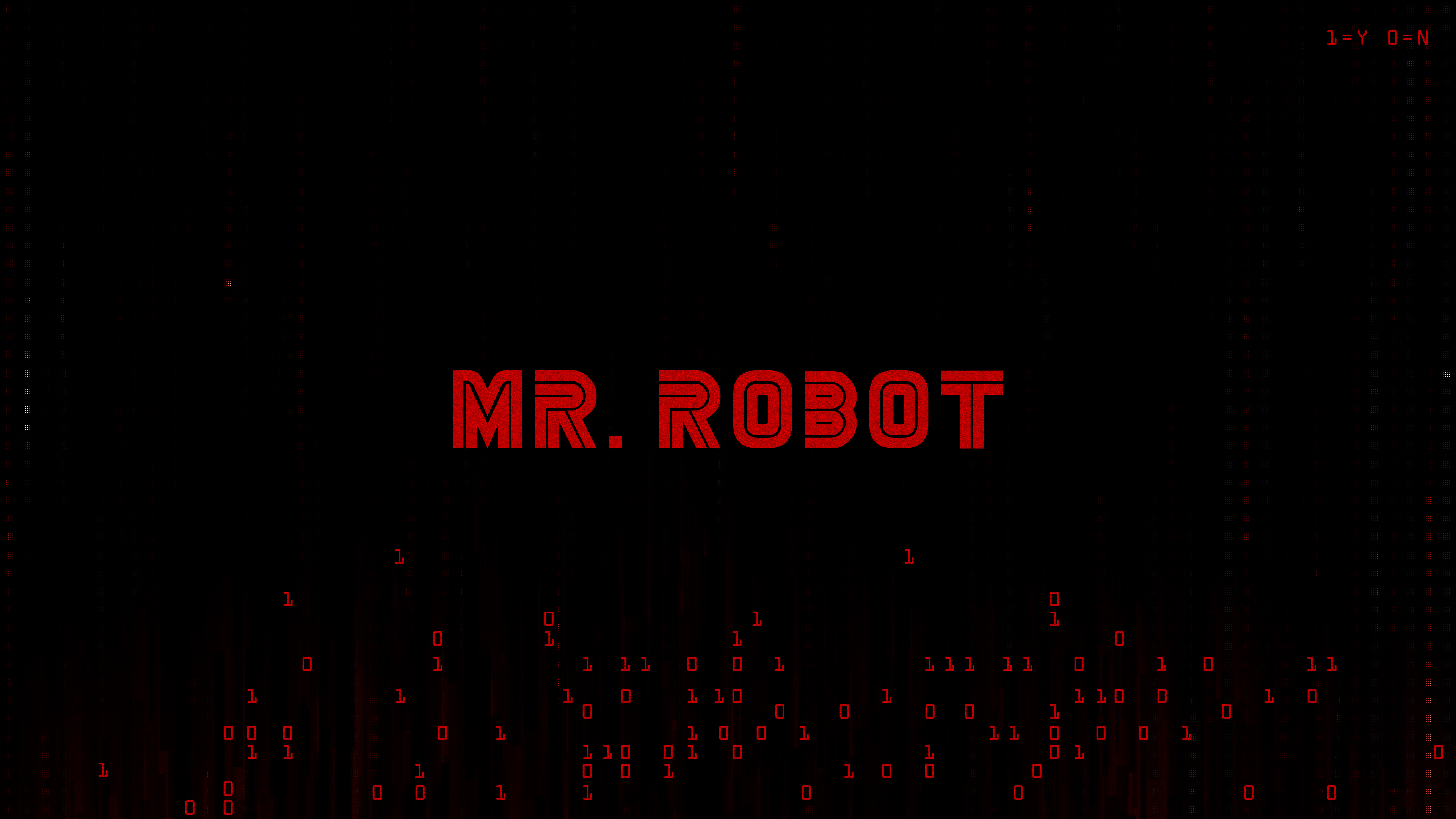 Mr robot logo 4k 2018 hd tv shows 4k wallpapers images - Tv series wallpaper 4k ...