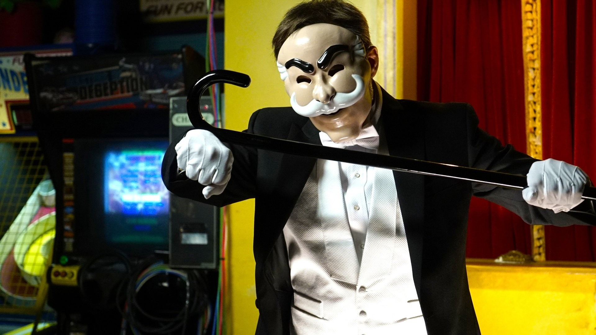 Mr Robot Mask
