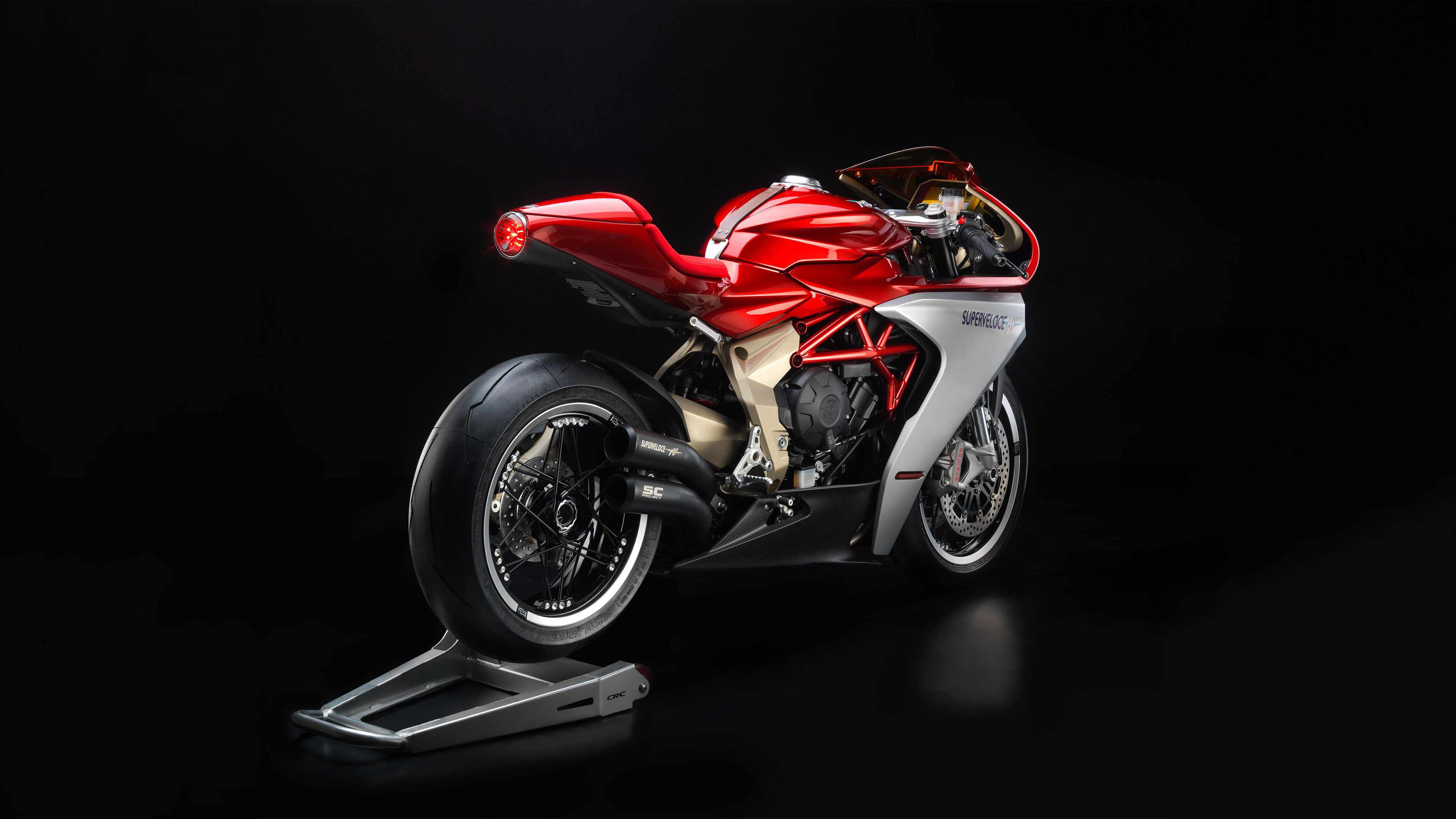 MV Agusta Superveloce 800 4k, HD Bikes, 4k Wallpapers