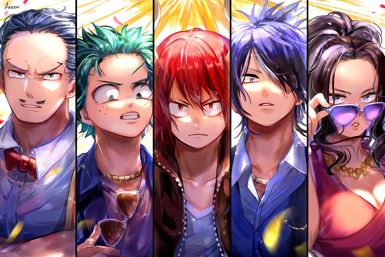 My Hero Academia, HD Anime, 4k Wallpapers, Images ...