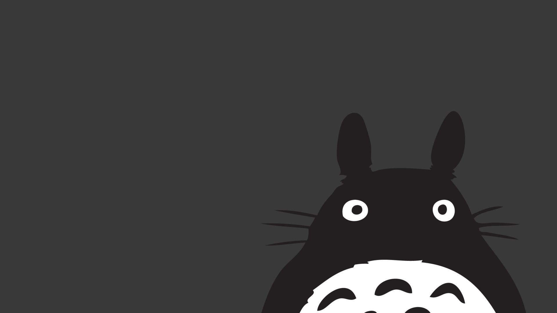 My Neighbor Totoro 2048x1152 Resolution