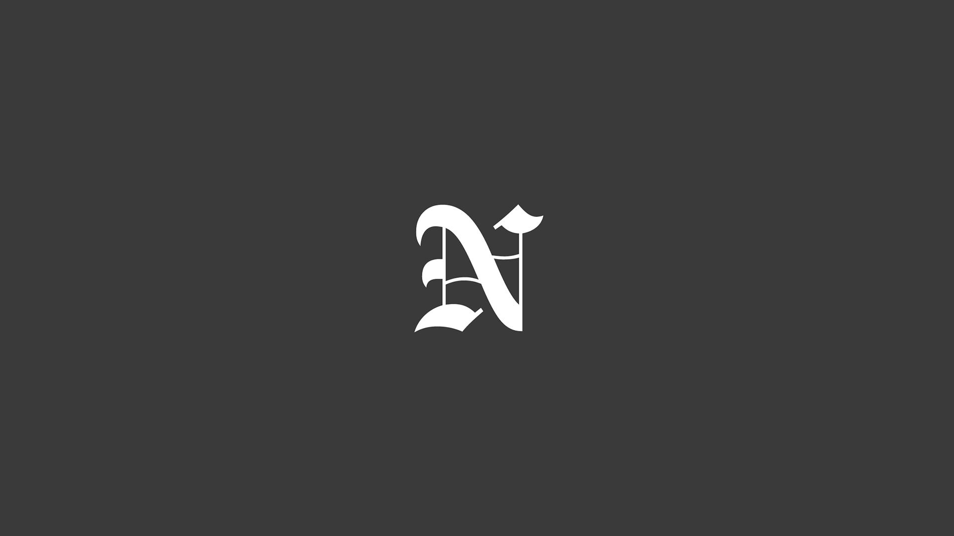 N Name Logo Wallpaper N, HD Logo, 4k Wallpap...