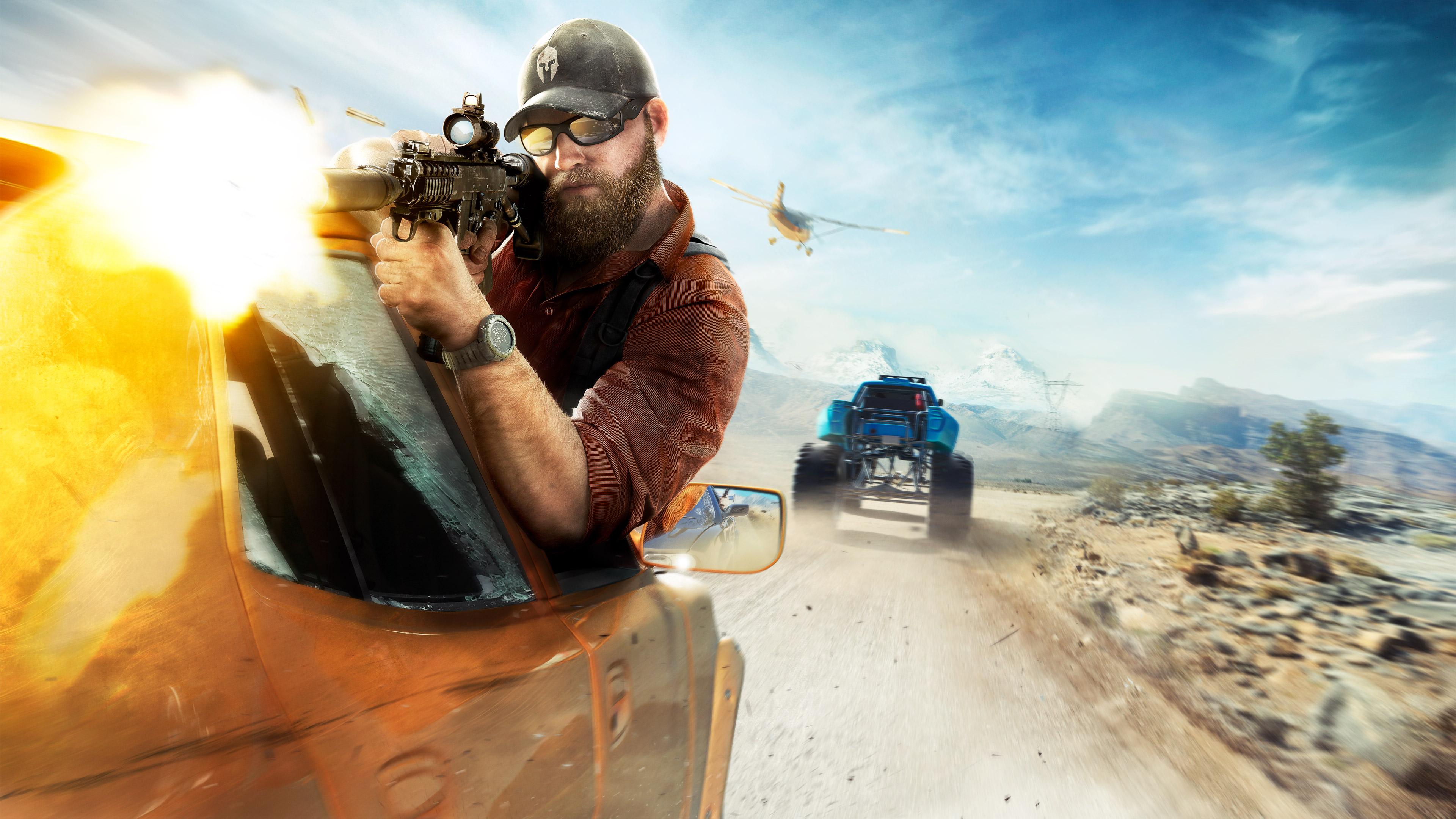 Tom Clancys Ghost Recon Wildlands 2017 Hd Games 4k: Narco Road Tom Clancys Ghost Recon Wildlands 8k, HD Games