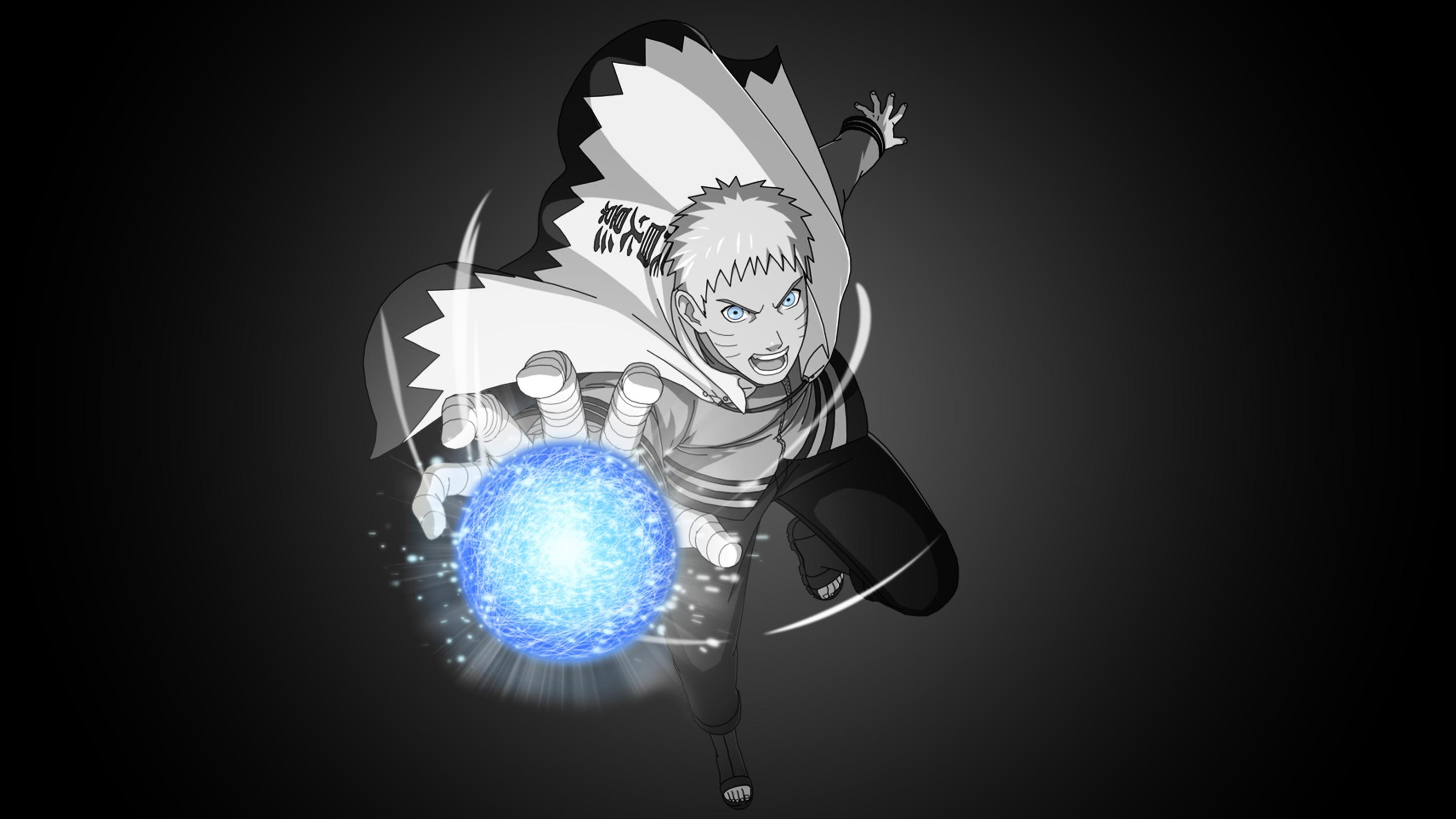 Naruto Rasengan Hd Anime 4k Wallpapers Images