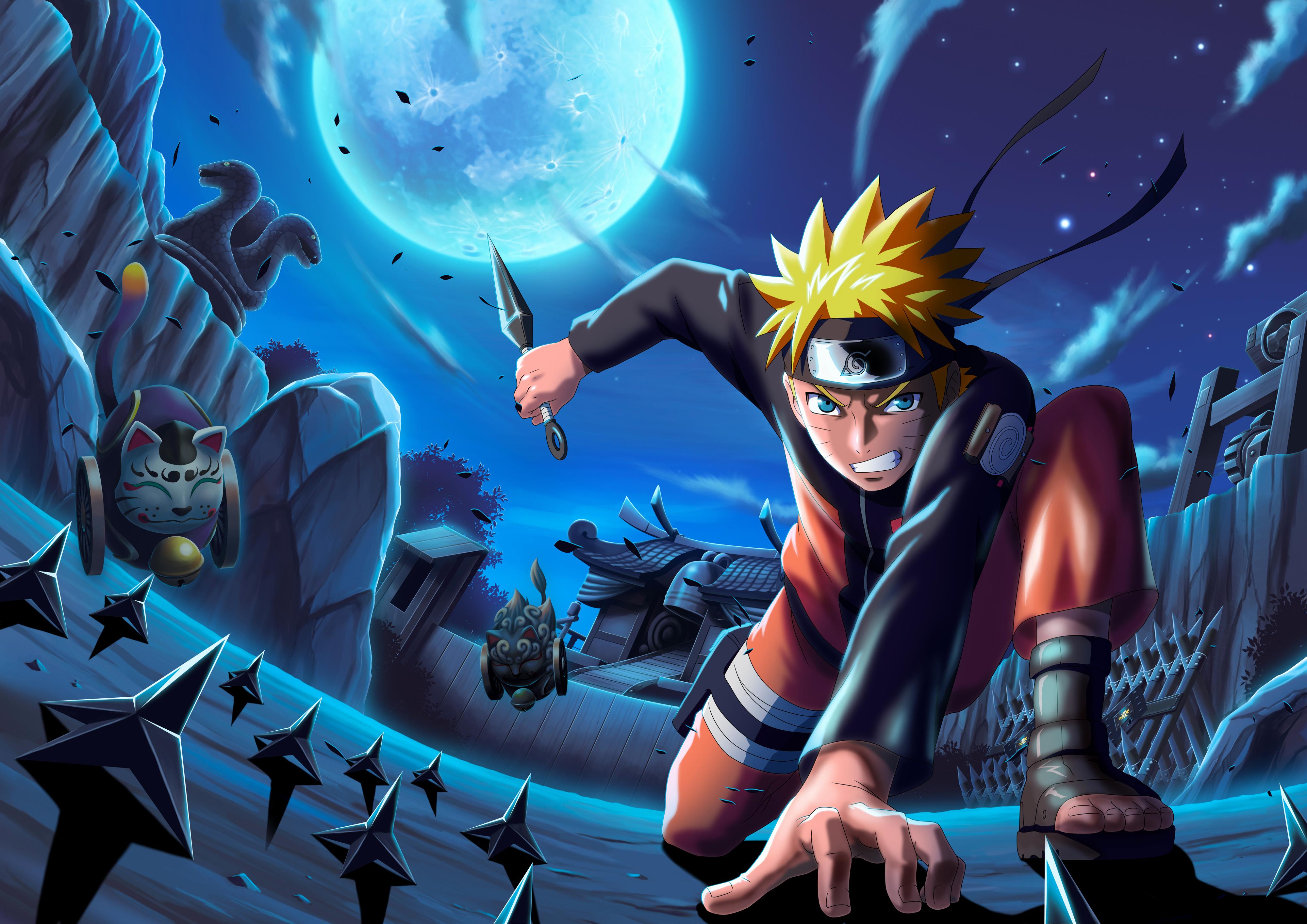 Naruto X Boruto Ninja Voltage, HD Games, 4k Wallpapers ...