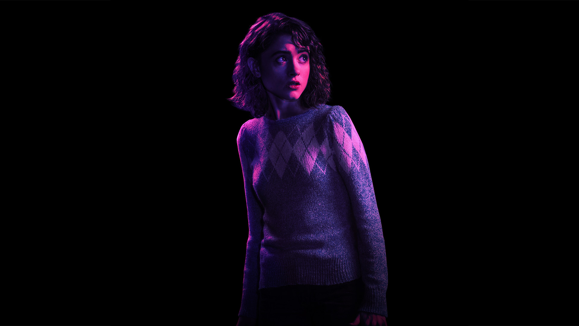 Natalia Dyer As Nancy Stranger Things Season 2 Hd Tv Shows 4k