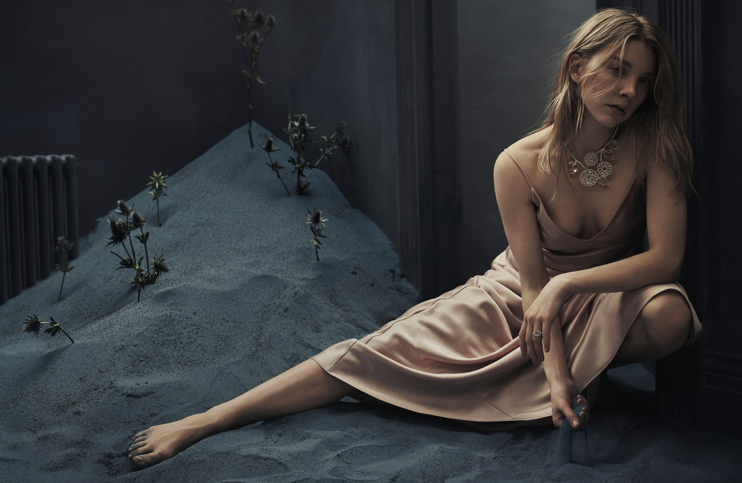 Natalie Dormer In Vanity Fair