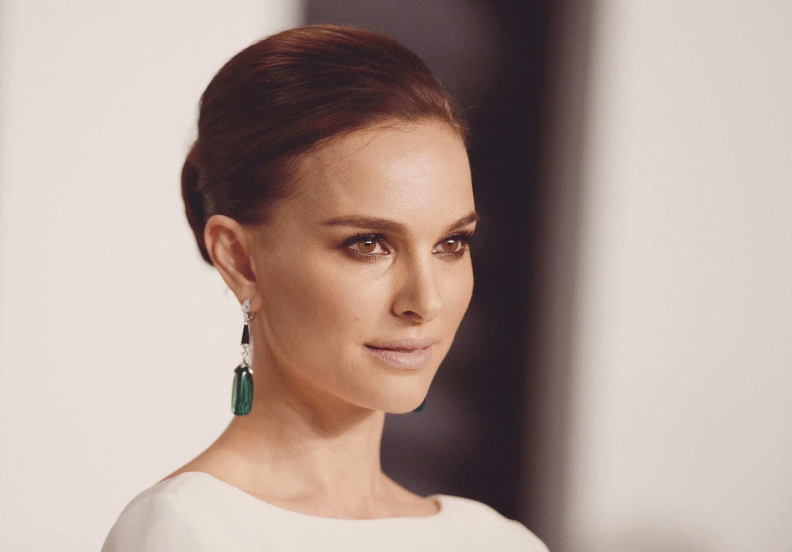 Wallpaper Natalie Portman Hd 4k Celebrities 8565: Natalie Portman 2016 HD, HD Celebrities, 4k Wallpapers