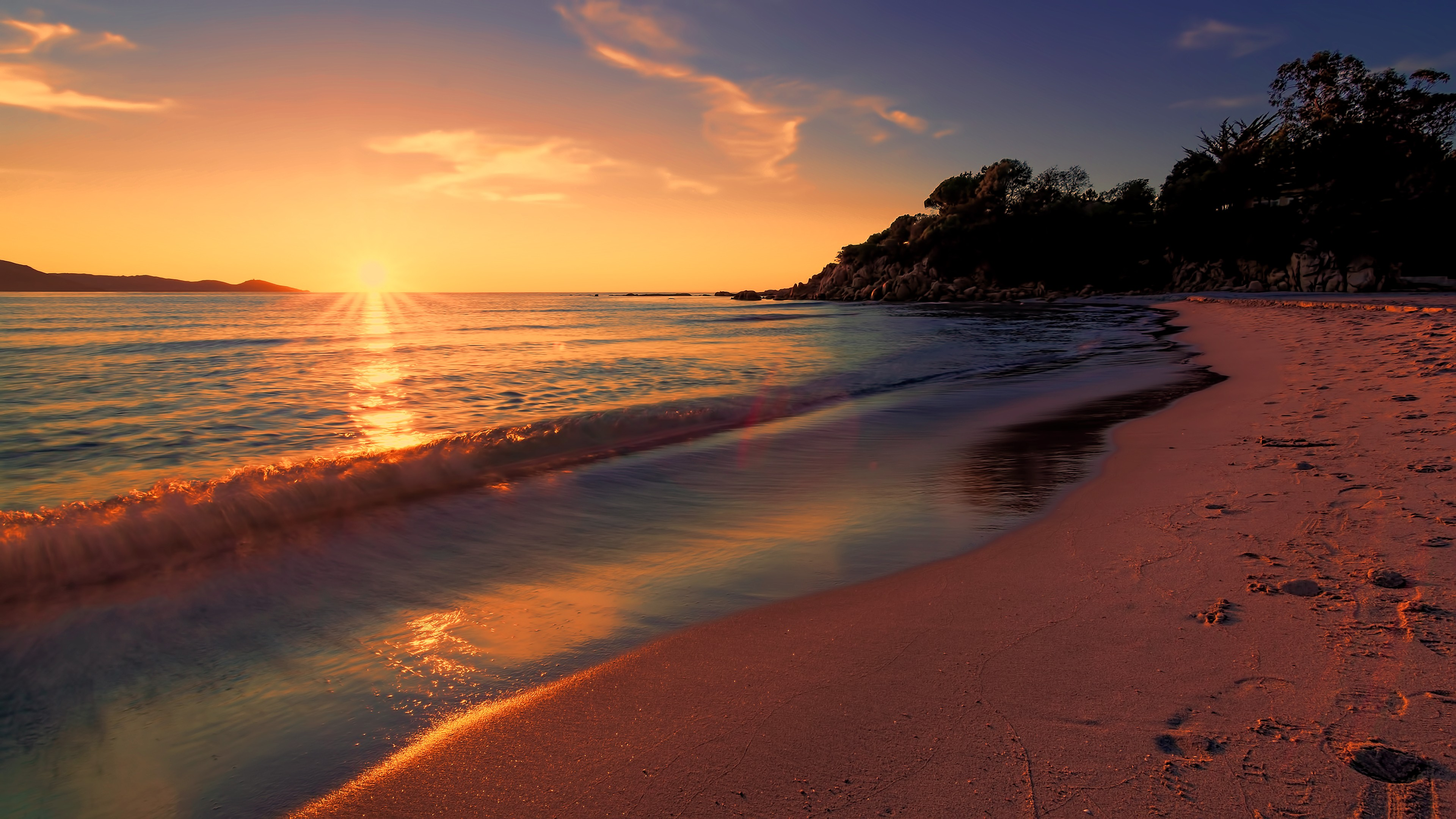Delightful Nature Beach Wwallpaper: 1336x768 Nature Beach Laptop HD HD 4k Wallpapers, Images