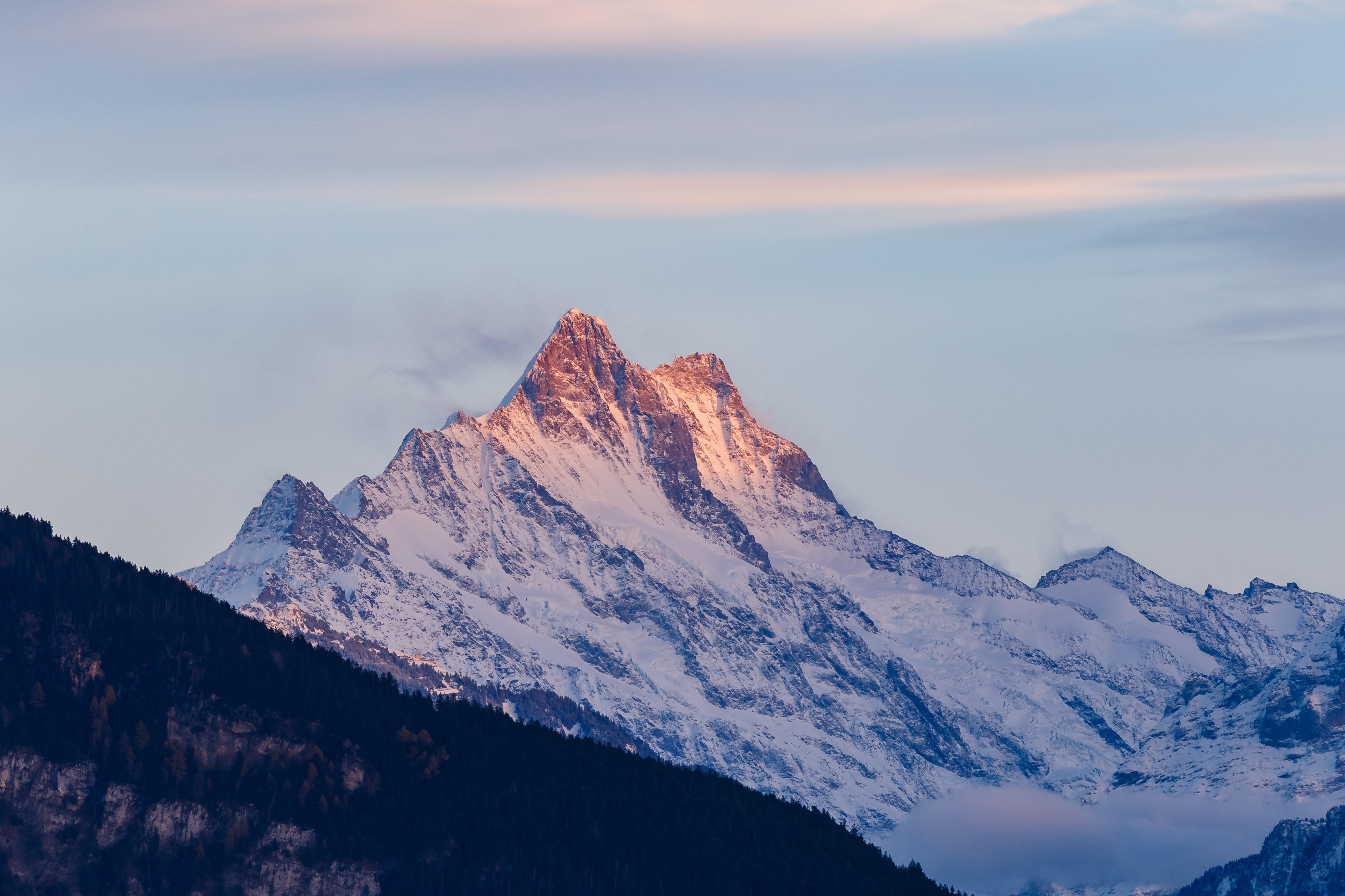 5120x2880 Nature Snow Mountains 4k 5k 5k Hd 4k Wallpapers