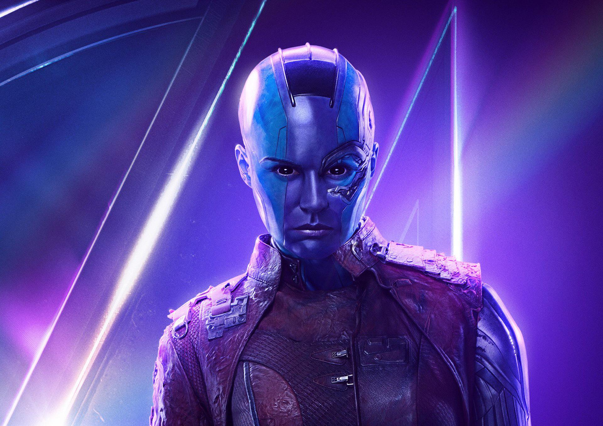 Shuri In Avengers Infinity War New Poster Hd Movies 4k: Nebula In Avengers Infinity War New Poster, HD Movies, 4k