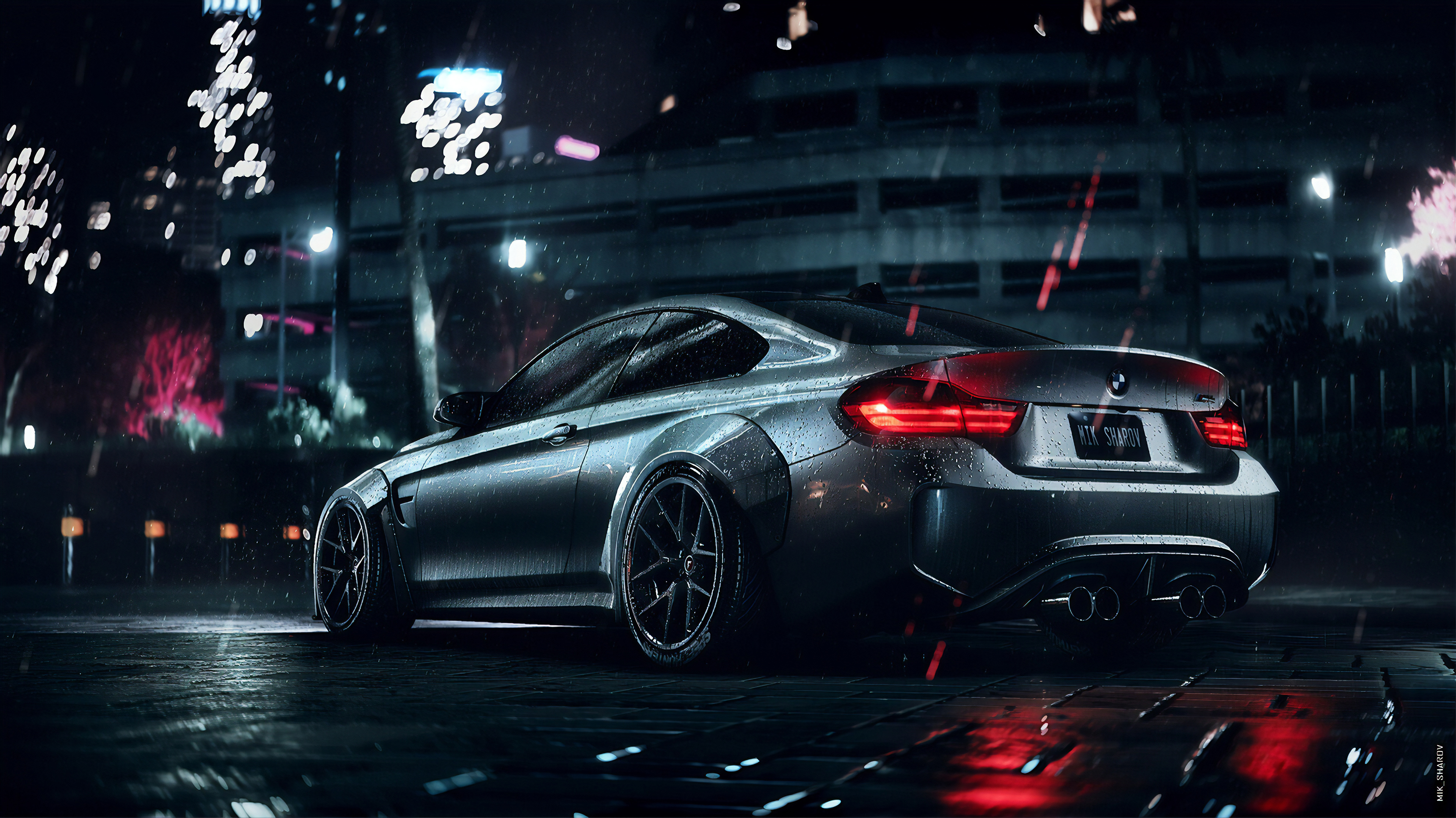 Need For Speed Bmw Dark Night 4k, HD Games, 4k Wallpapers ...