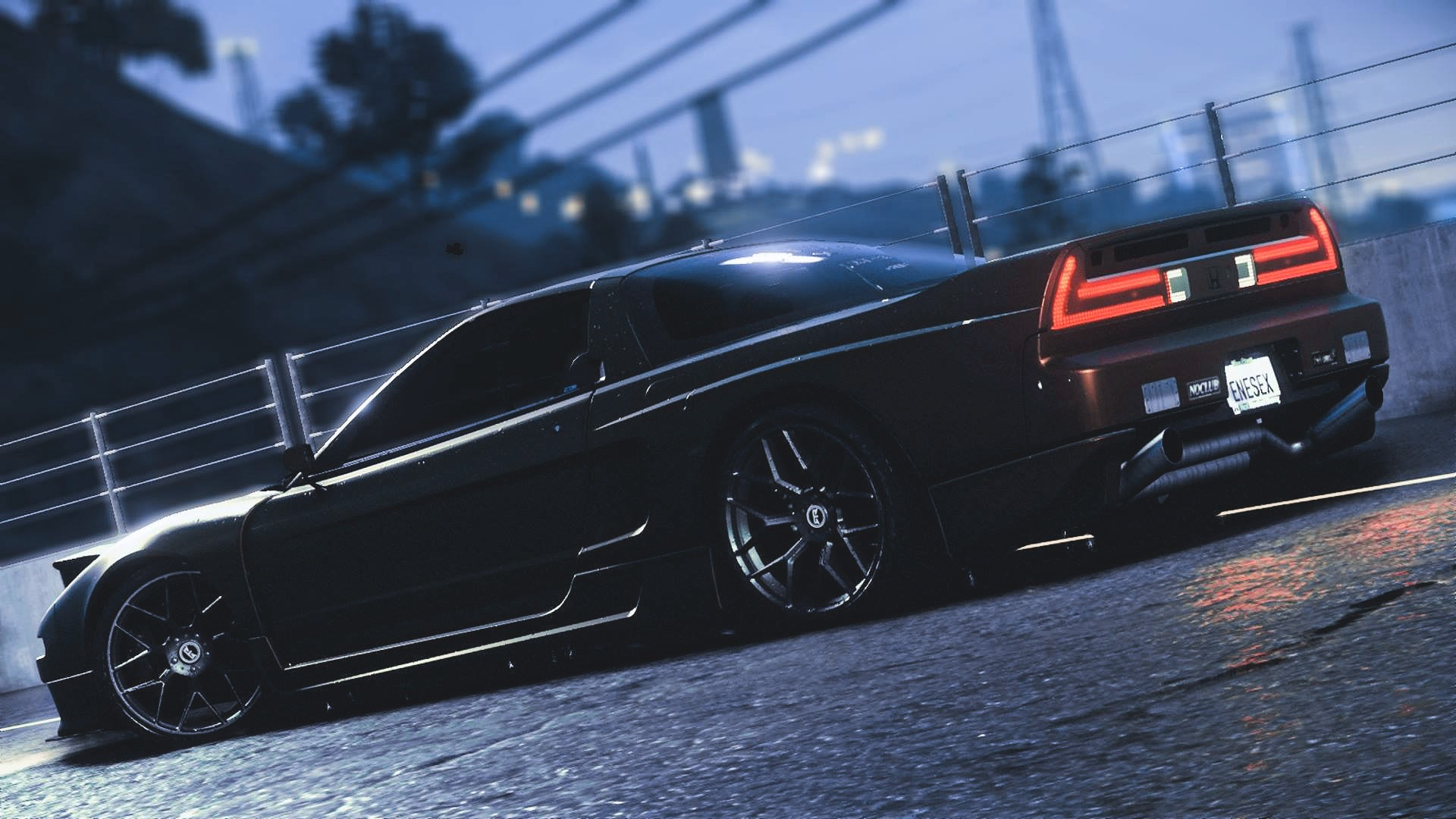 Need For Speed Honda NSX