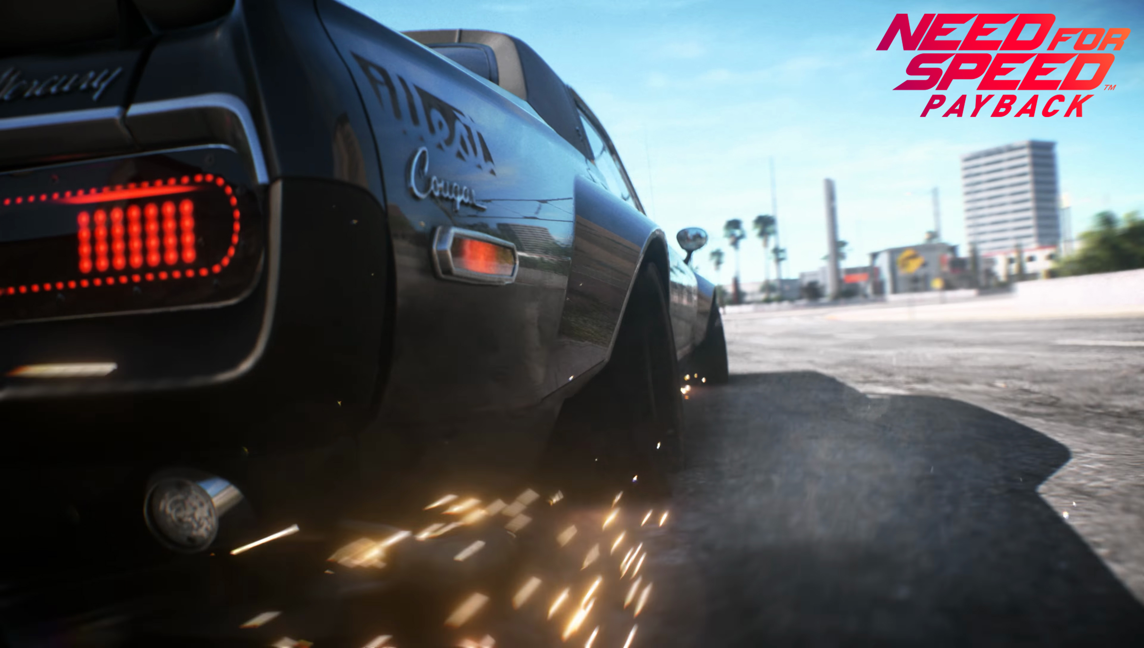 Need For Speed Payback Wallpaper: Need For Speed Payback 2017, HD Games, 4k Wallpapers